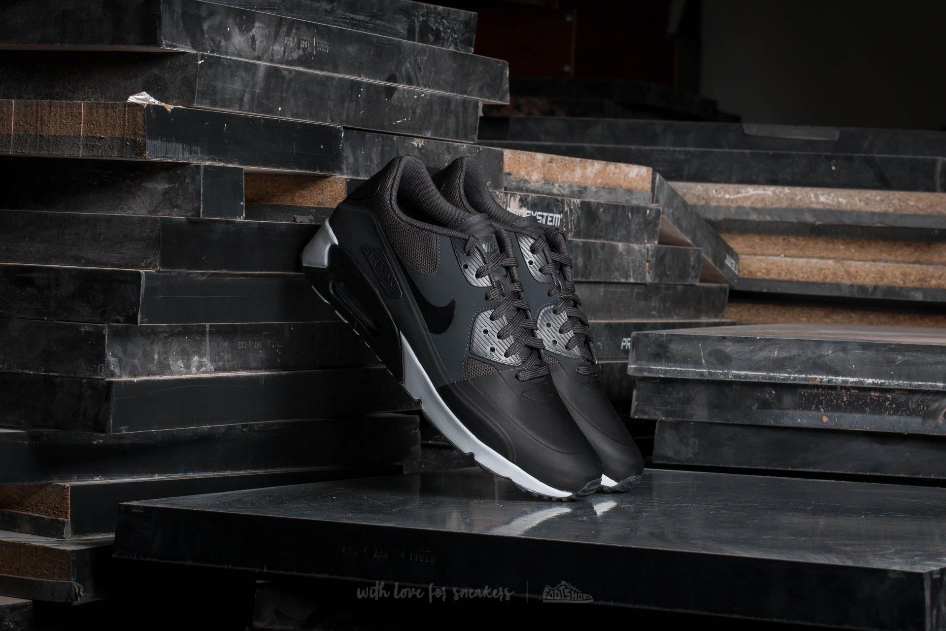 meet 2bf8e e5eb9 Nike Air Max 90 Ultra 2.0 SE Black/ Black-Anthracite | Footshop