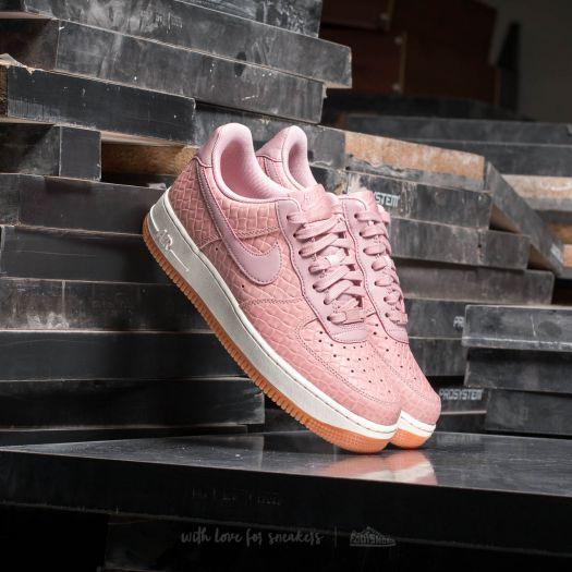 Nike Wmns Air Force 1 '07 PremiumPink Glaze/ Pink Glaze