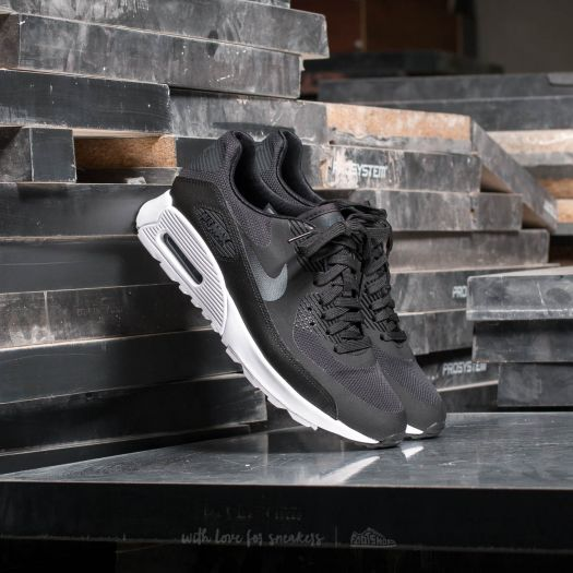 Nike Wmns Air Max 90 Ultra 2.0 (Black Metallic Hematite White Black)
