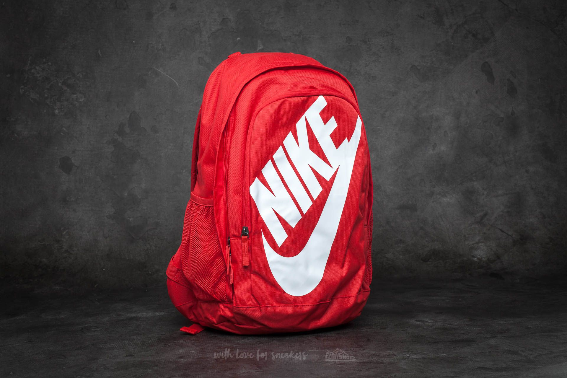 Nike Hayward Futura 2.0 Backpack Red  White  278b5bdadbee8