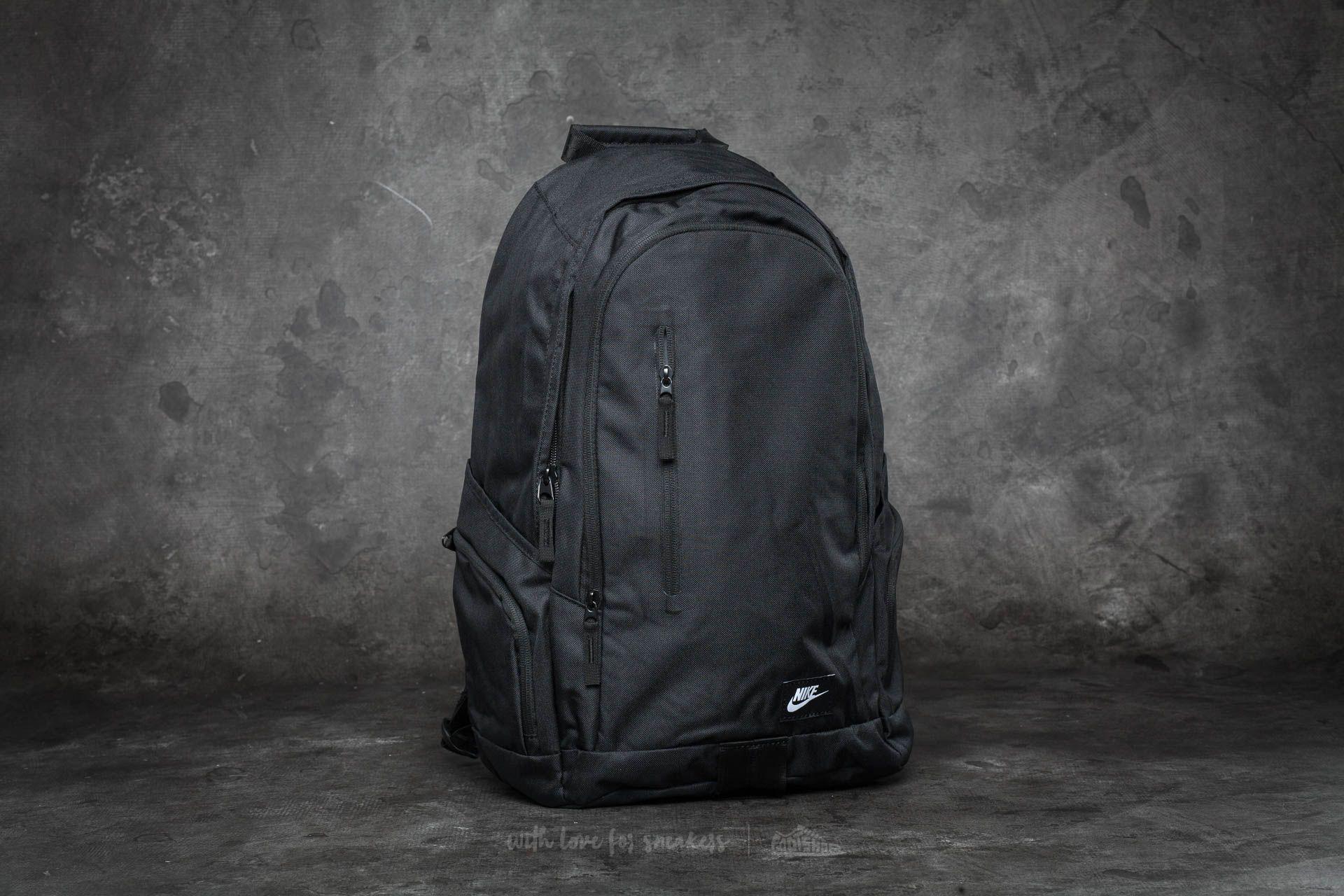 08416e929bb6 Nike All Access Fullfare Backpack Black