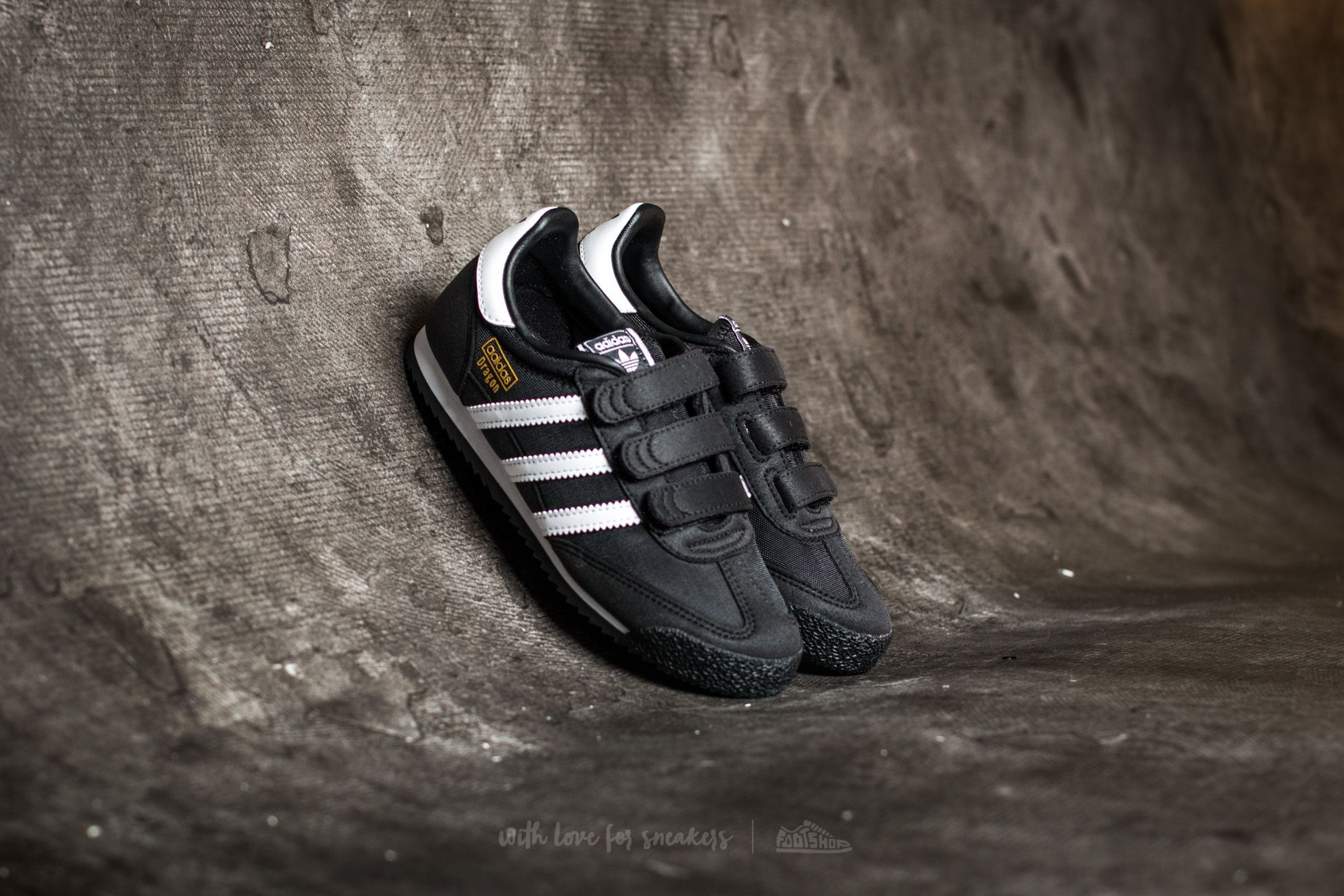 8e7ab5059 adidas Dragon OG CF C Core Black  Ftw White  Core Black