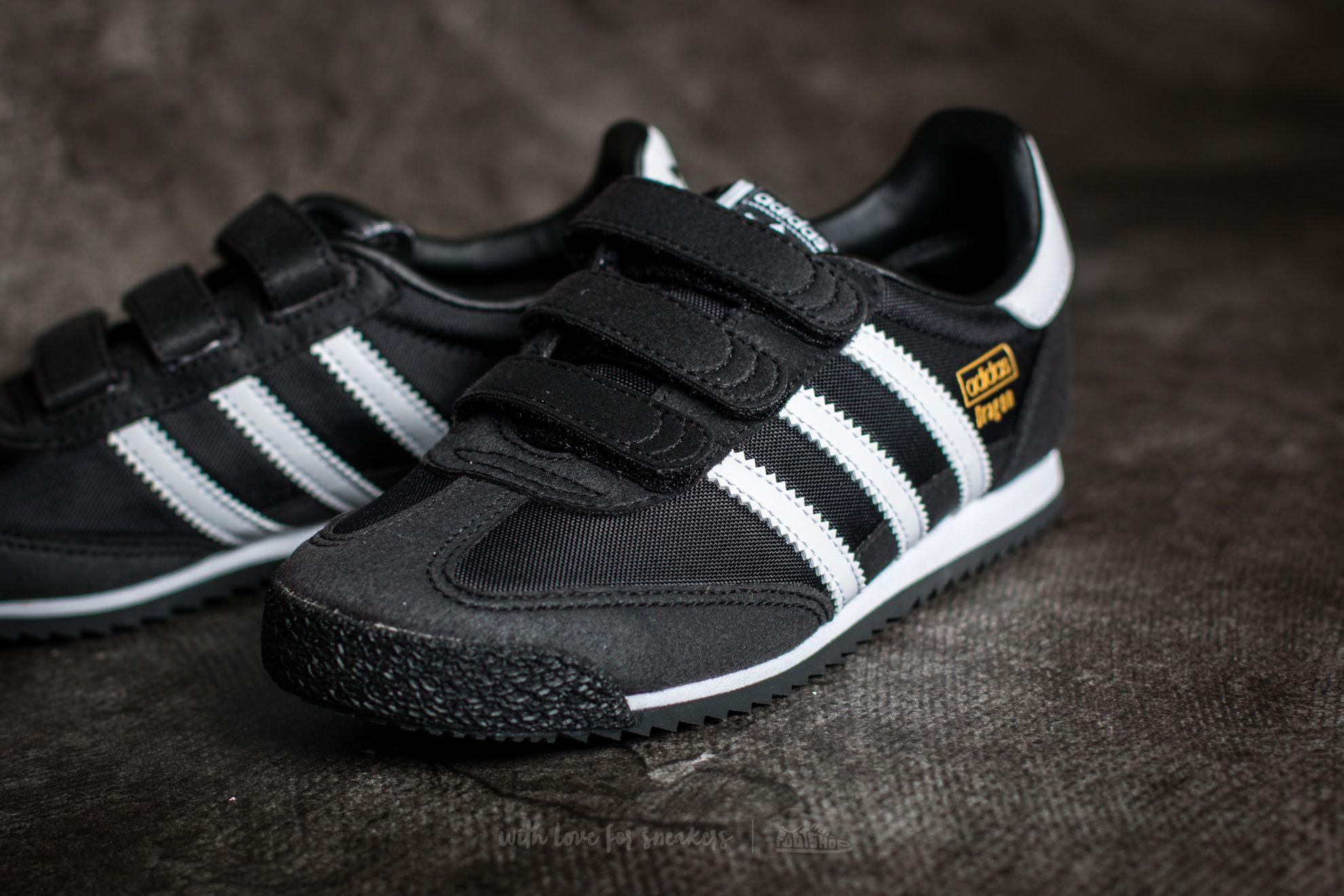 paciente Injusto Resistencia  Kid´s shoes adidas Dragon OG CF C Core Black/ Ftw White/ Core Black |  Footshop