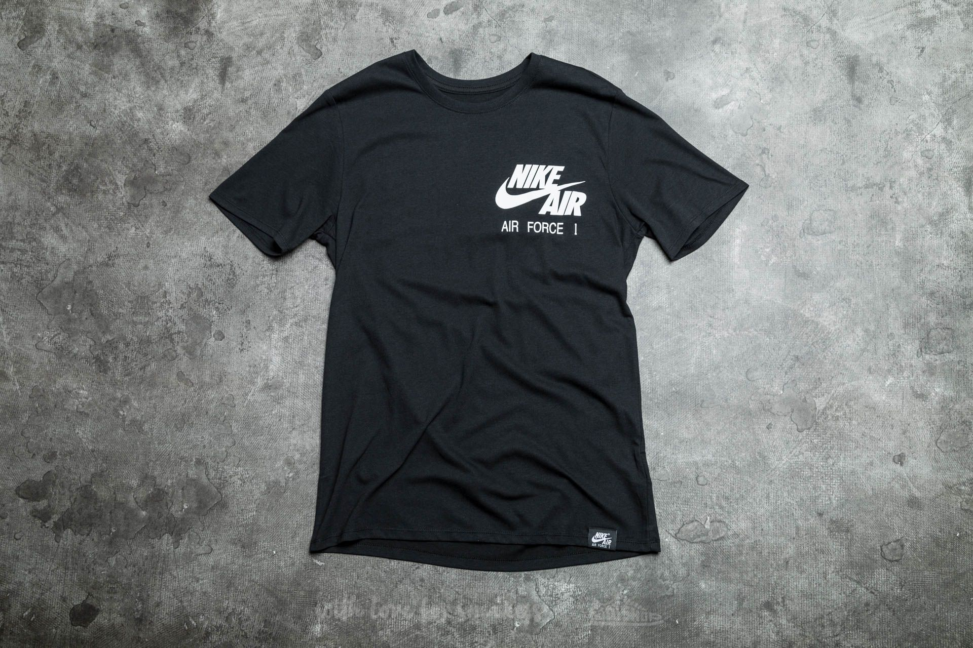 Force Tee Finest 1 WhiteFootshop Sportswear Nike Air Uptown's Black OkwPZXiuT