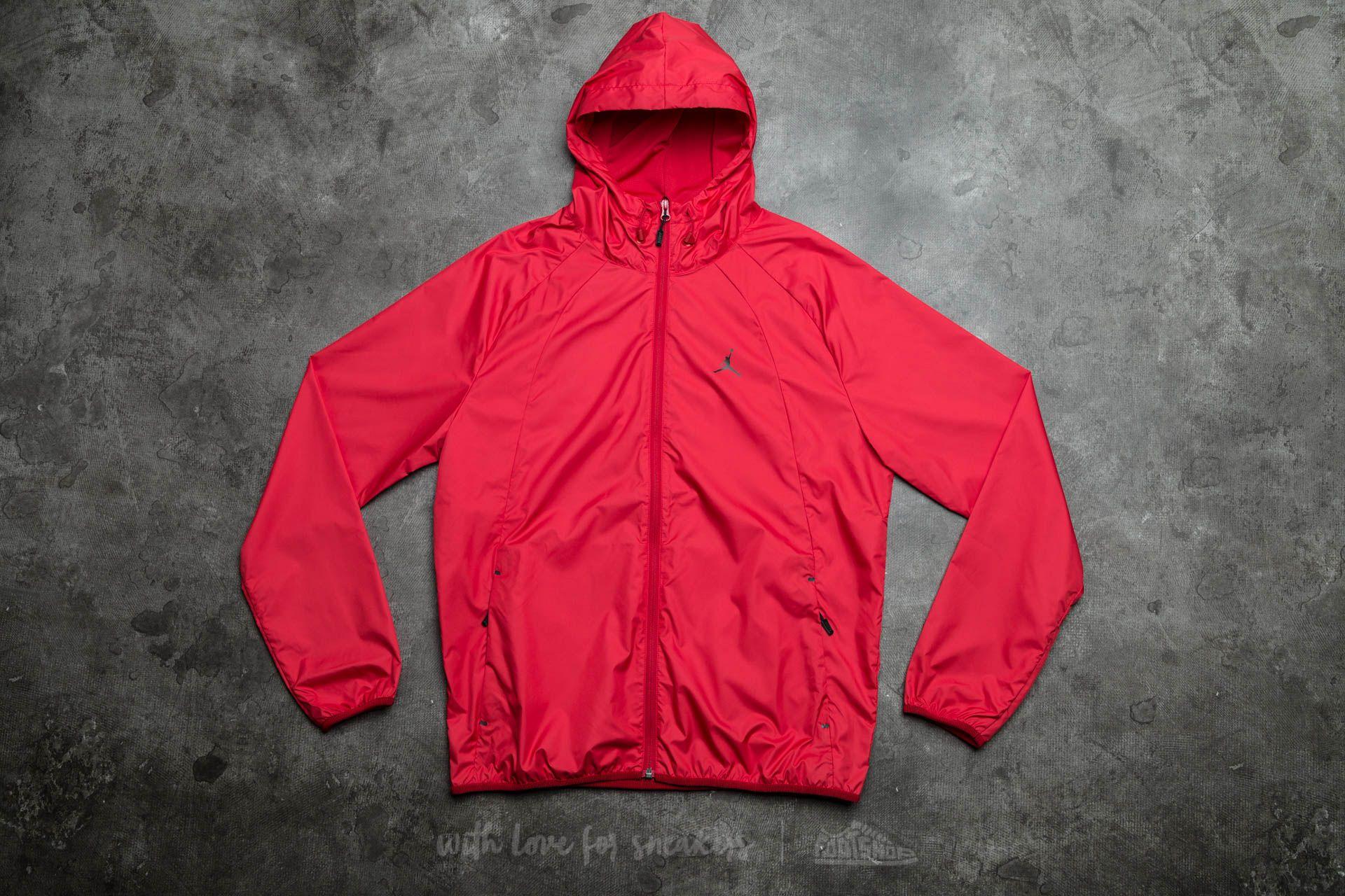 54c90e7eac999d Jordan Sportswear Wings Windbreaker Red