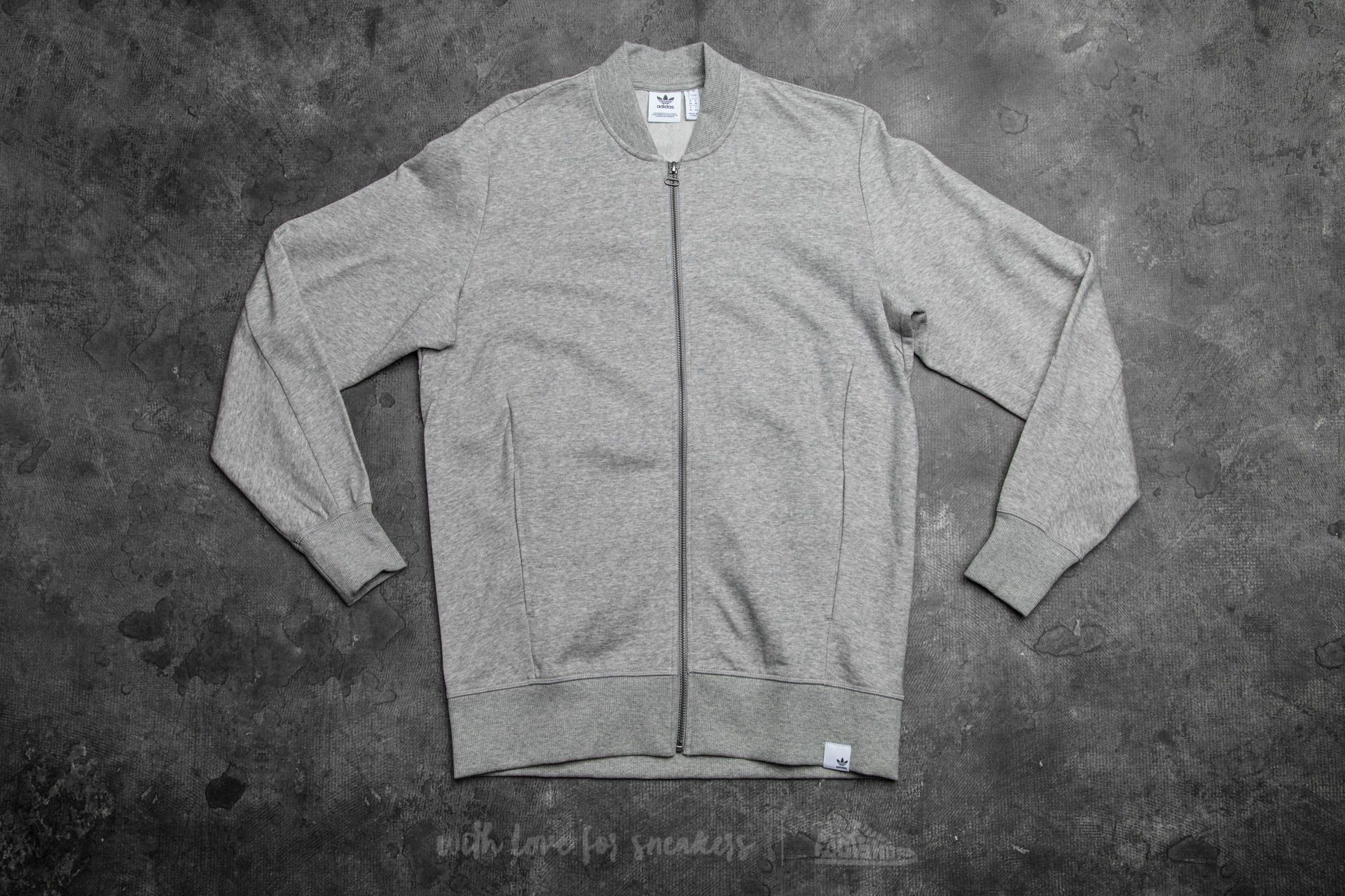 adidas XbyO Tracktop Medium Grey Heather