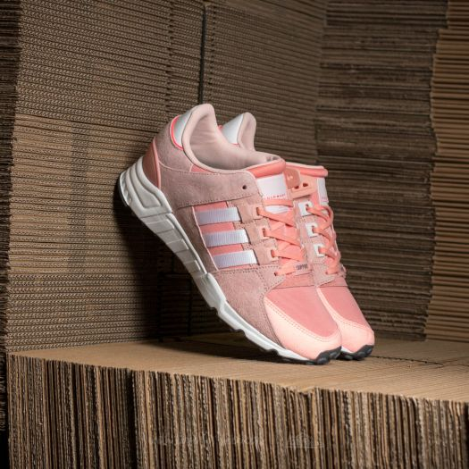 new arrival baedc 17372 adidas EQT Support RF W Haze Coral/ Ftw White/ Turbo ...
