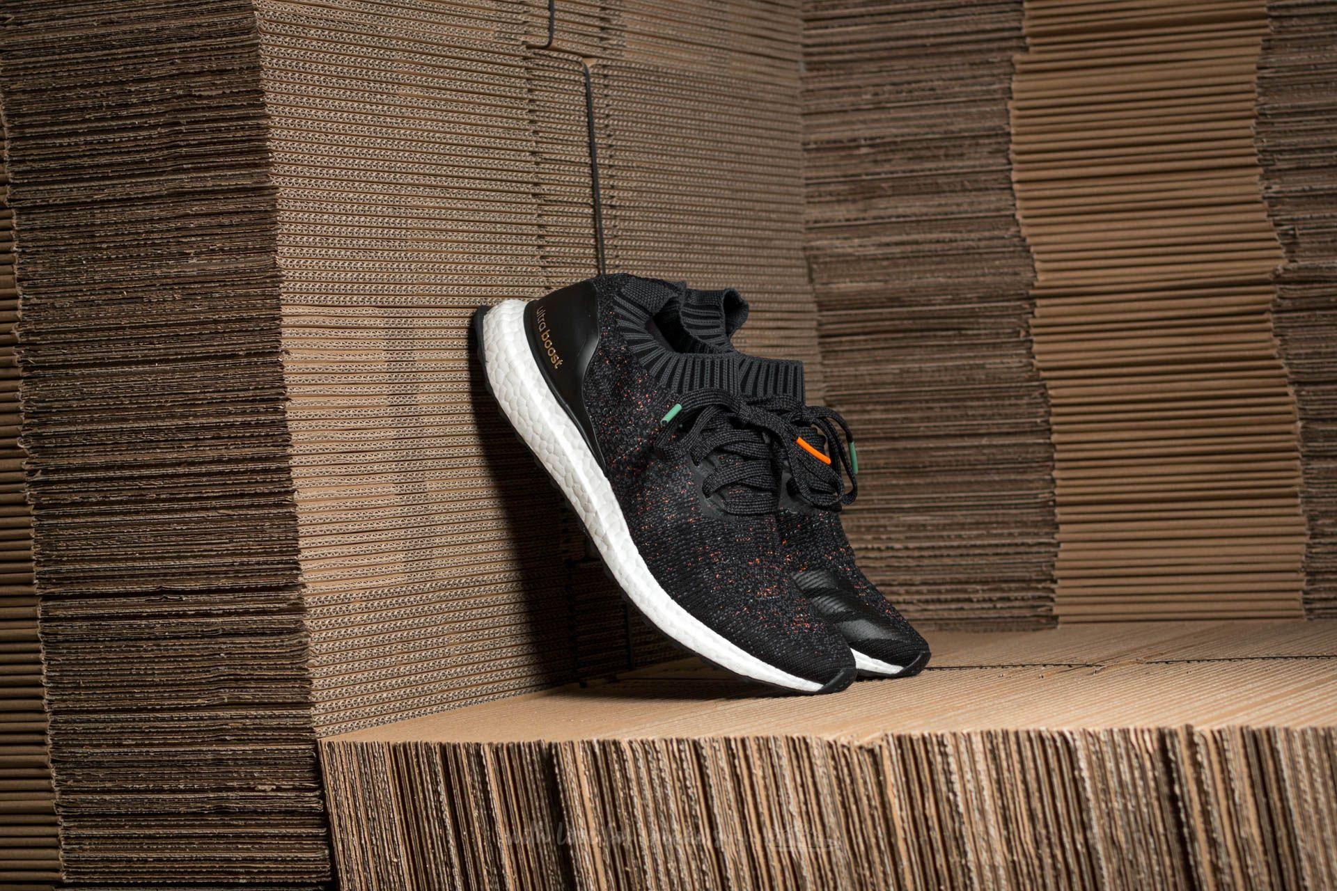 e26f8bbbecfac adidas UltraBoost Uncaged W Core Black  Multi Color