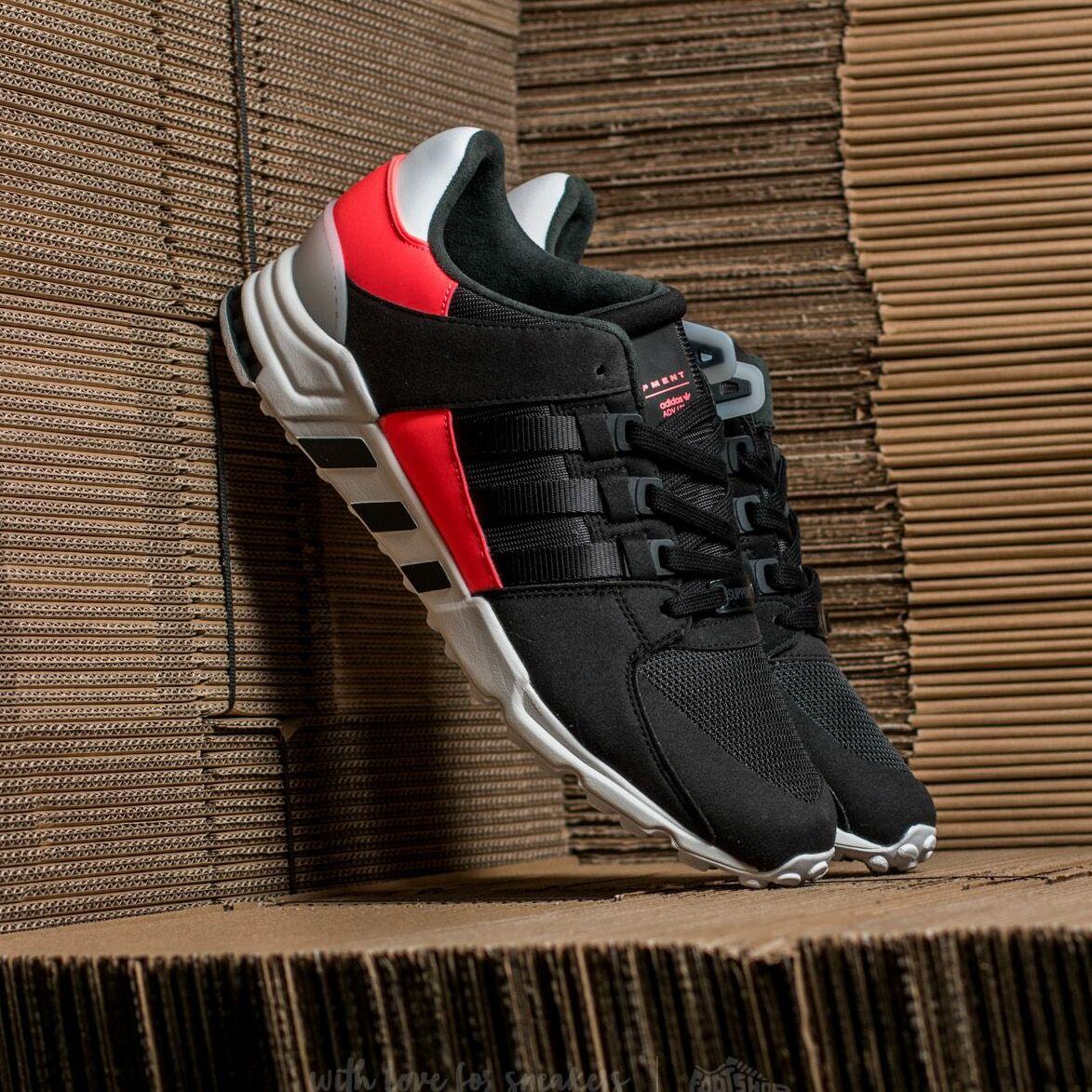adidas EQT Support RF Core Black/ Core Black/ Turbo EUR 46 2/3