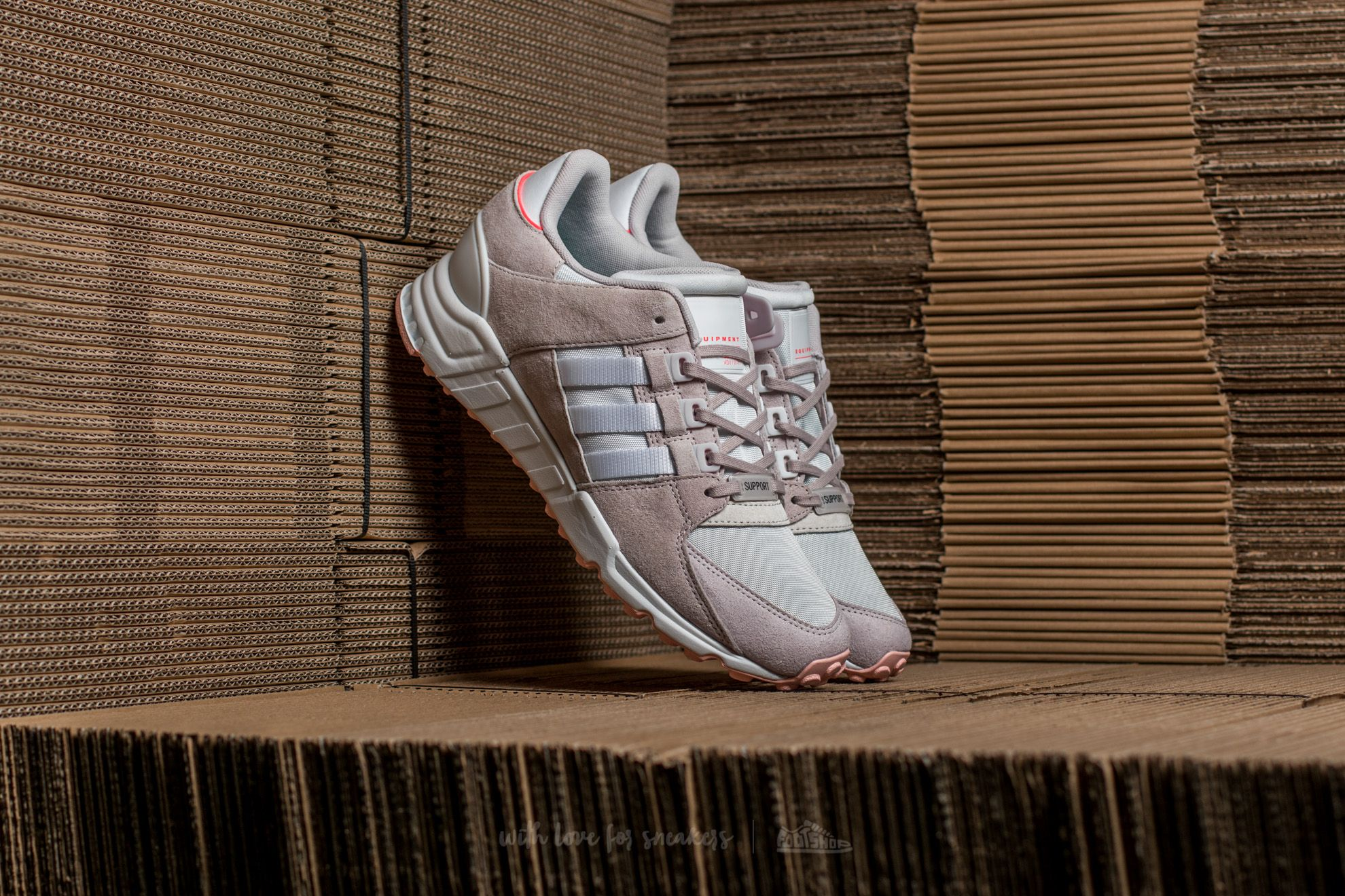 best website 630eb 028d6 adidas EQT Support RF W. Ice Purple ...