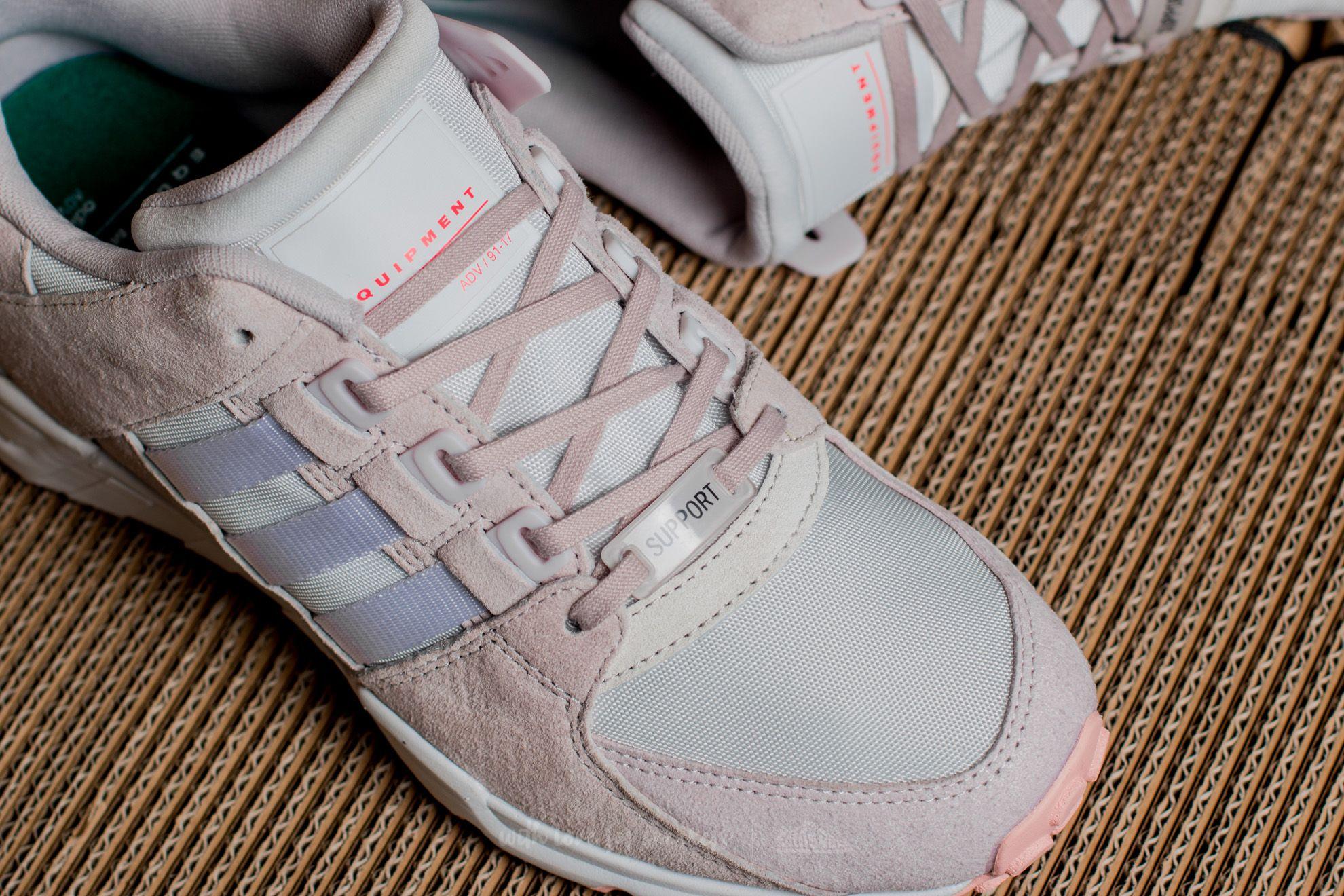 adidas EQT Support RF W Ice Purple Ftwr White Turbo | Footshop