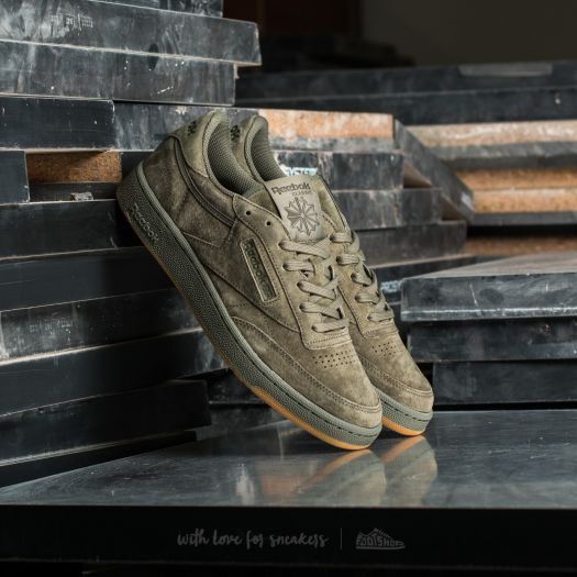 Reebok Club C 85 TG Hunter Green Poplar Green | Footshop