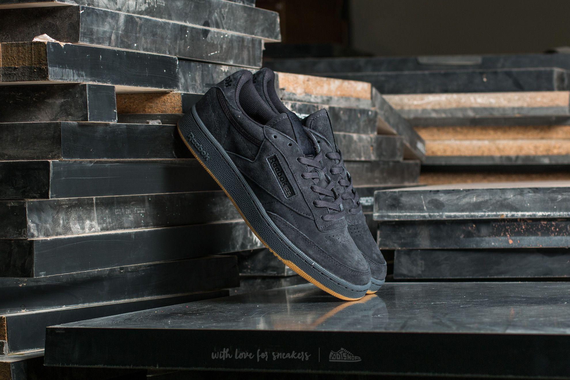Reebok Shoes Club C 85 TG LeadBlackGum