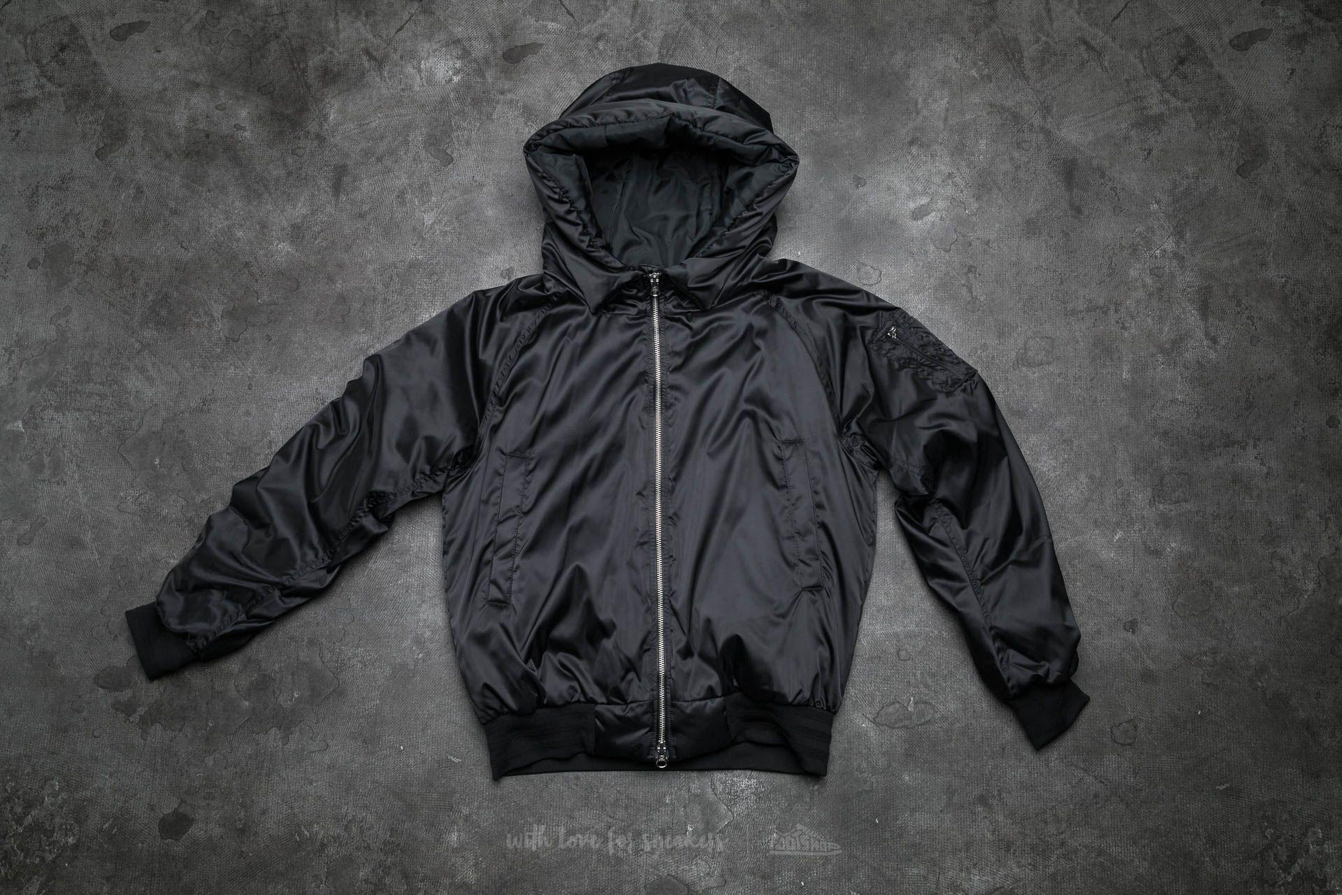 adidas Equipment Bomber Jacket Black | Footshop