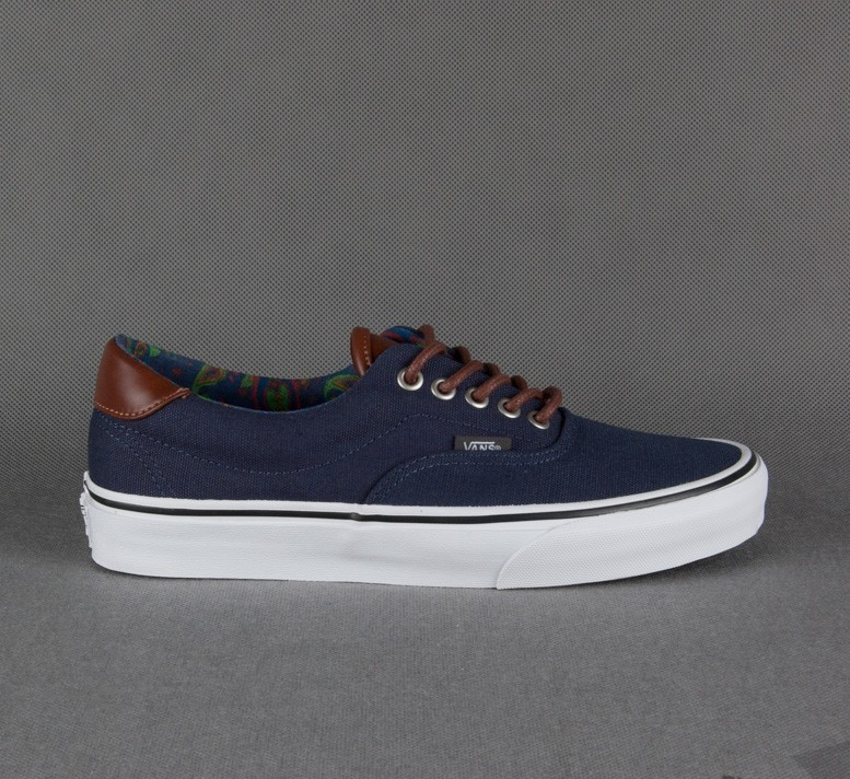 b2b82b93ea Vans Era 59 (C L) Dress Blues Paisley