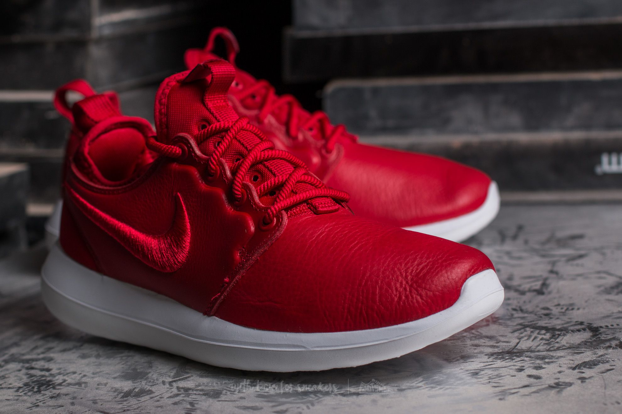 finest selection 4f08a f6ebc Nike W Roshe Two SI Gym Red/ Gym Red-White | Footshop