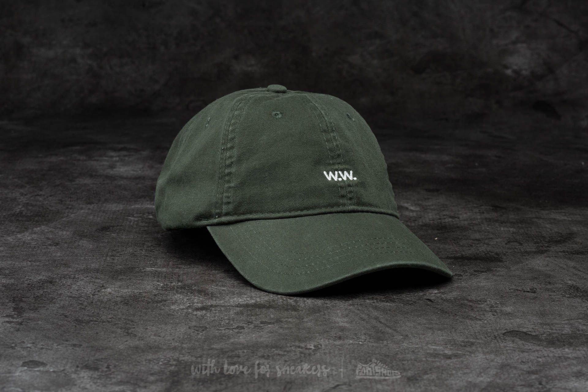WOOD WOOD Low Profile Cap Green Gables  cf50523e8831