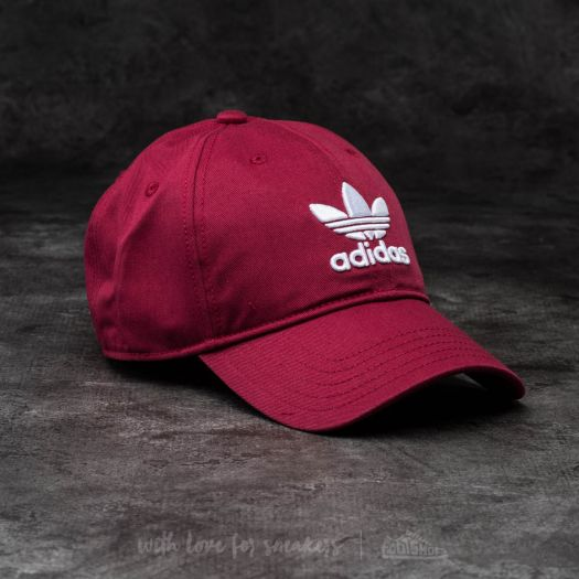adidas Trefoil Cap Linen Khaki  Black  91447886ad8
