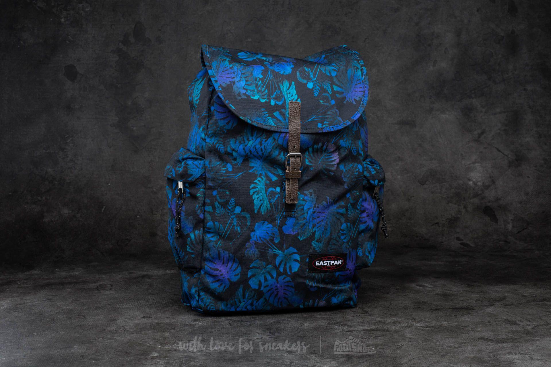 EASTPAK Austin Backpack Purple Jungle
