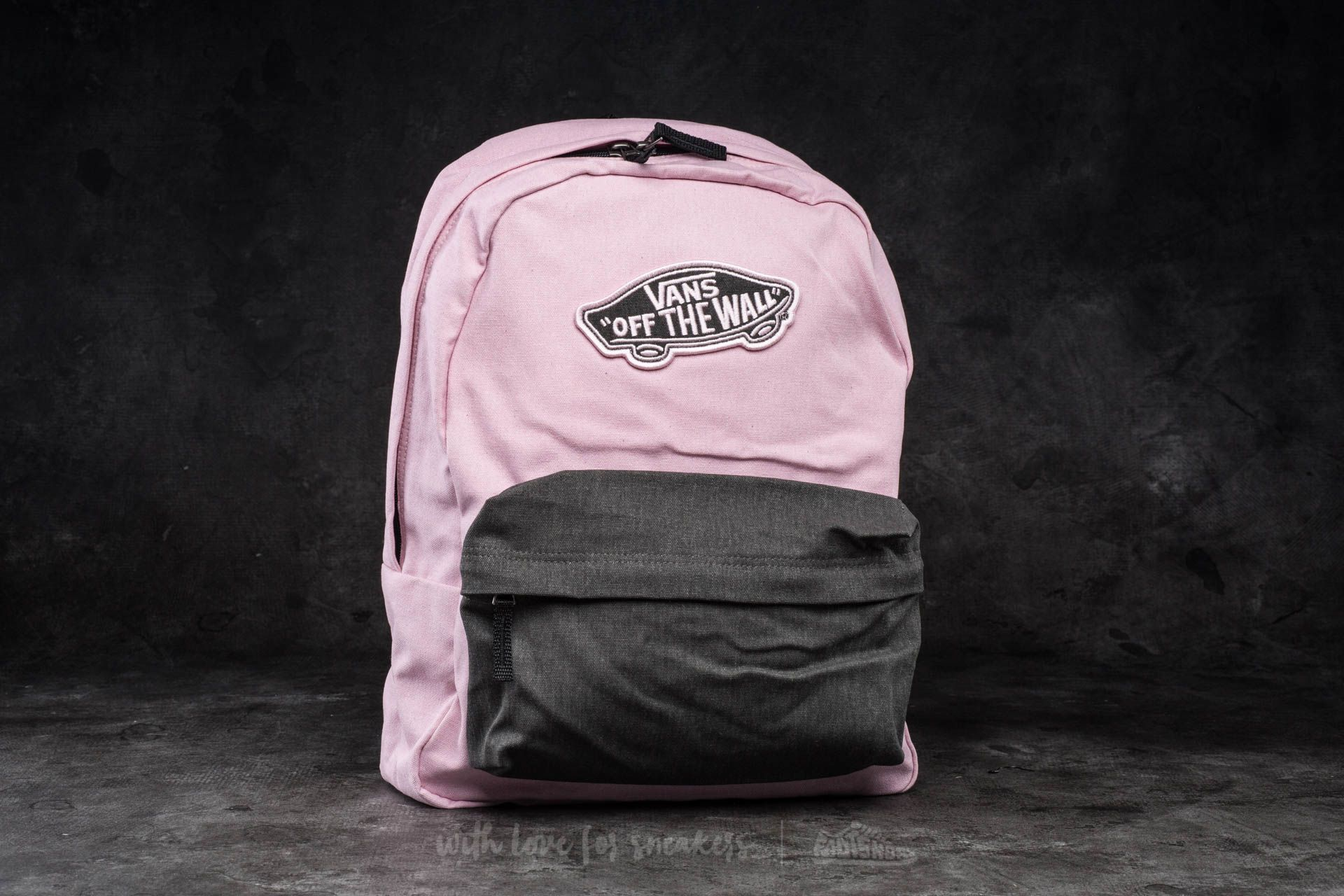 Vans Realm Backpack Pink Lady Phantom | Footshop