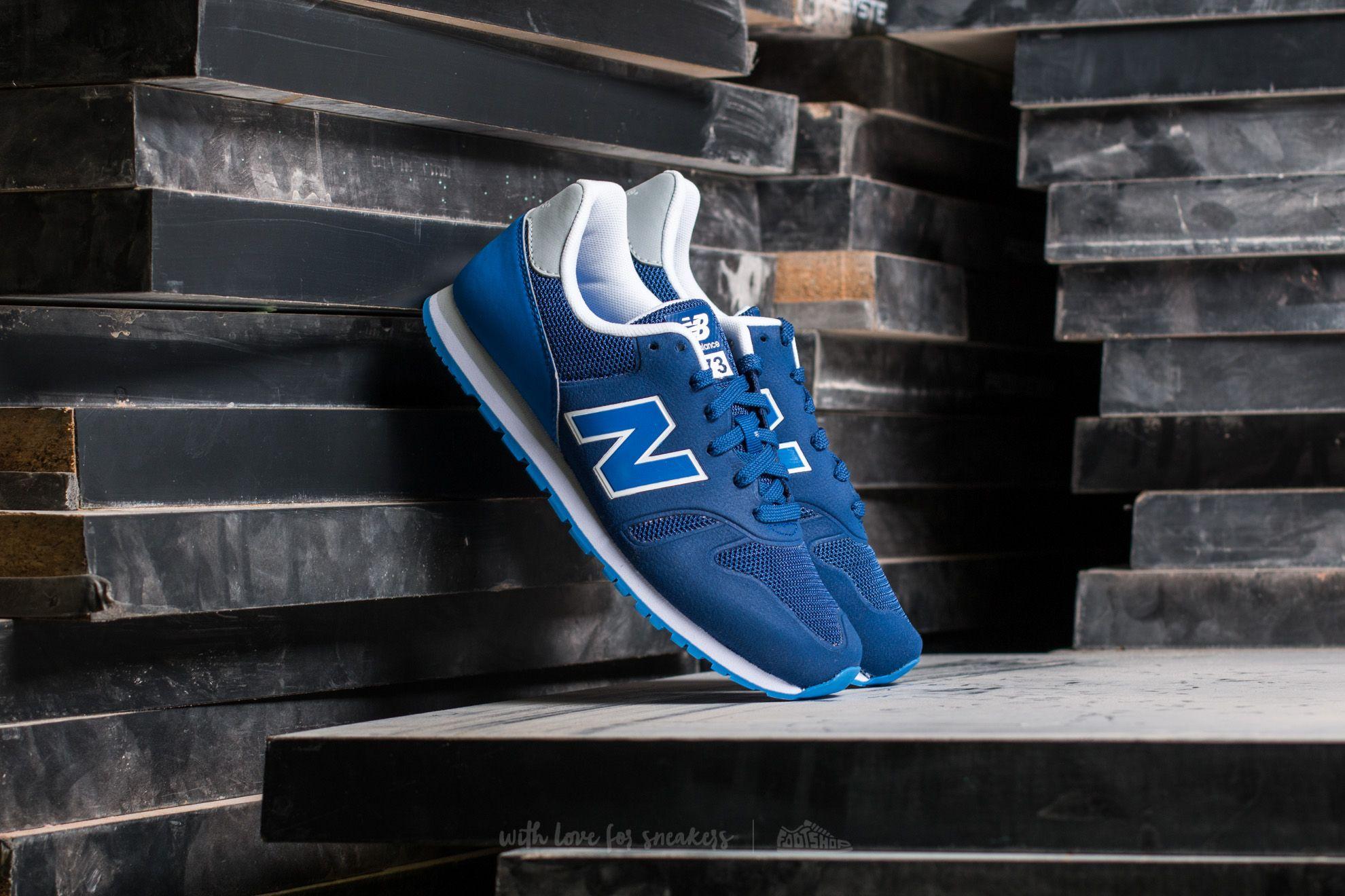 New Balance 373 Grey | Footshop