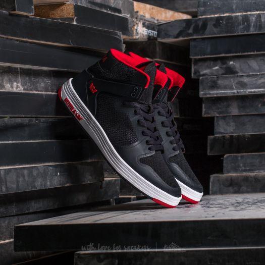 Men's shoes Supra Vaider 2.0 Black-Red