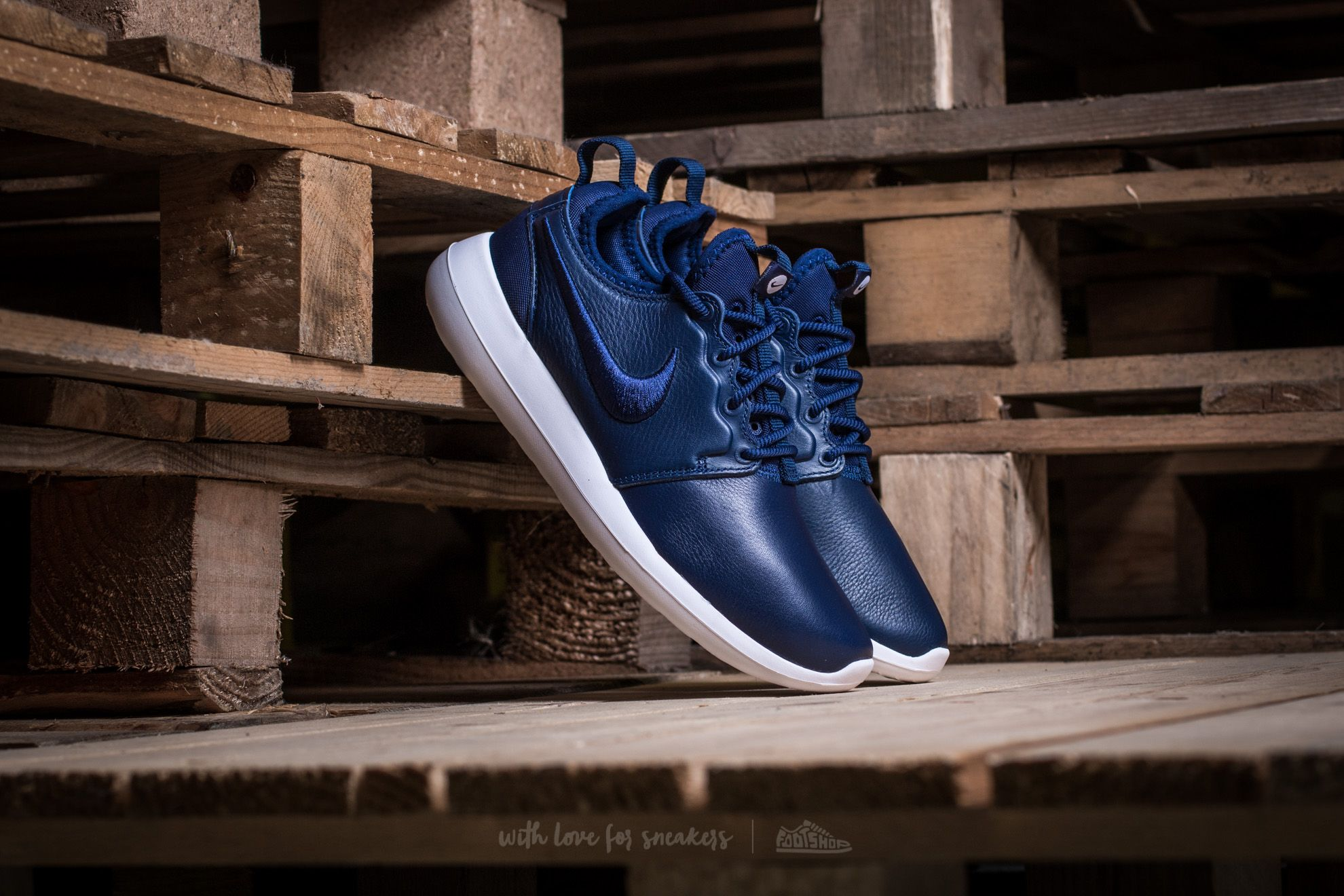 beeef984e2d6 Nike W Roshe Two SI Binary Blue  Binary Blue-White at a great price