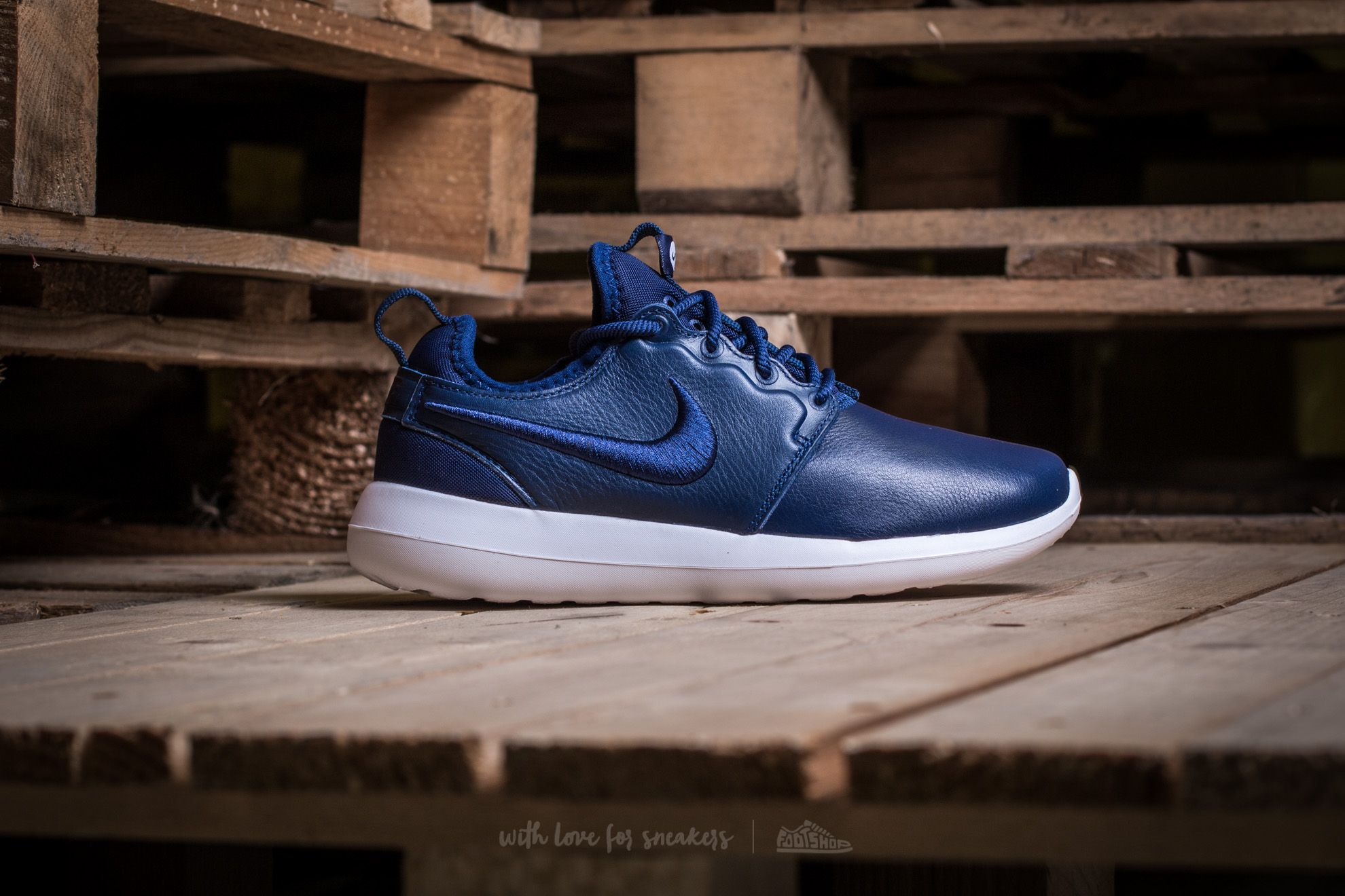 online store 99bdf cc4c7 Nike W Roshe Two SI Binary Blue/ Binary Blue-White at a great price