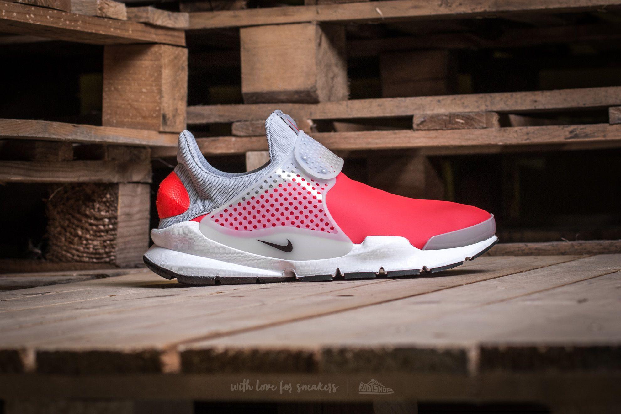 sale retailer 9c04b ab489 Nike Sock Dart SE Max Orange/ Black-Wolf Grey   Footshop
