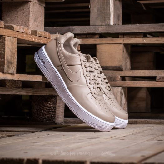 Nike Air Force 1 Ultraforce Leather LinenLinen White