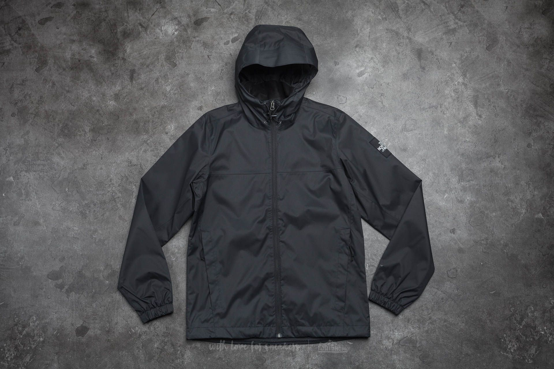 f285816b633 The North Face Mountain Quest Jacket Tnf Black | Footshop