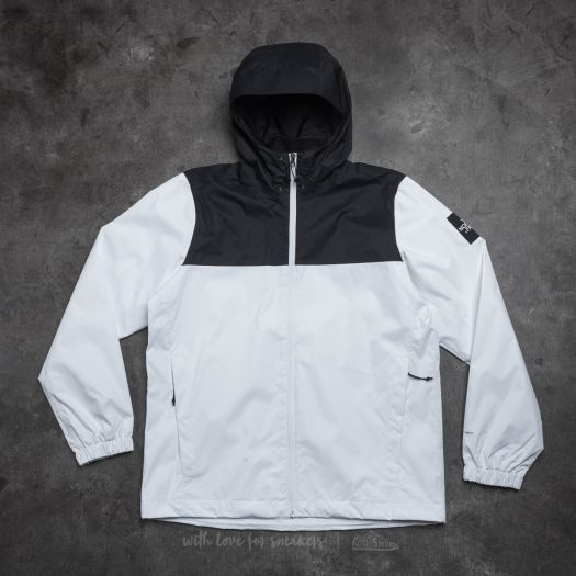 The North Face Mountain JacketTnf White Tnf Black