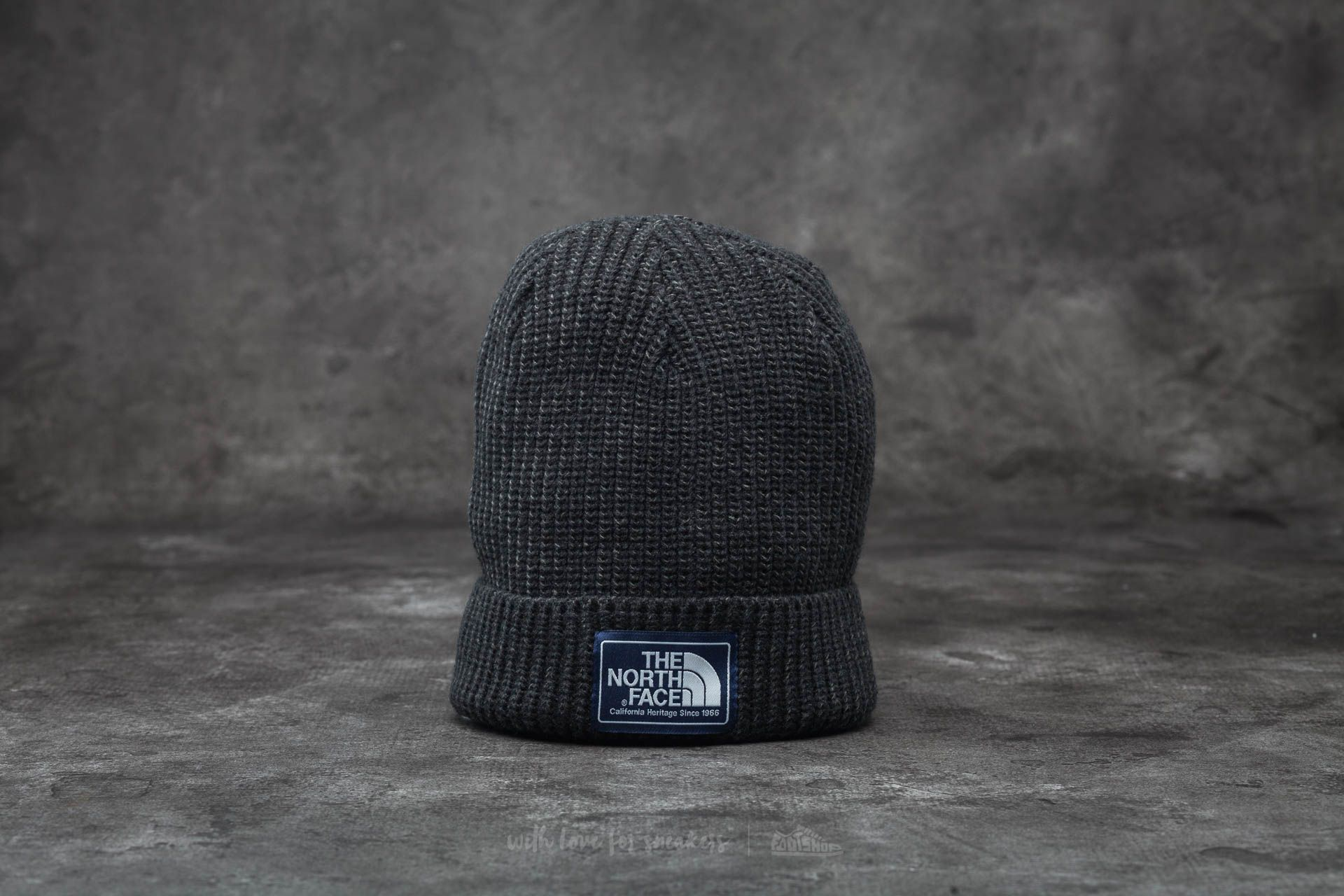 The North Face Pepper Dog Beanie Tnf Black  29126ddb1b1