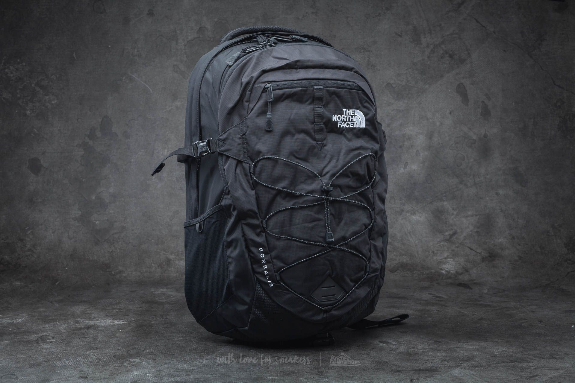 lowest price 0eb6d 8cef5 The North Face Borealis Backpack Tnf Black