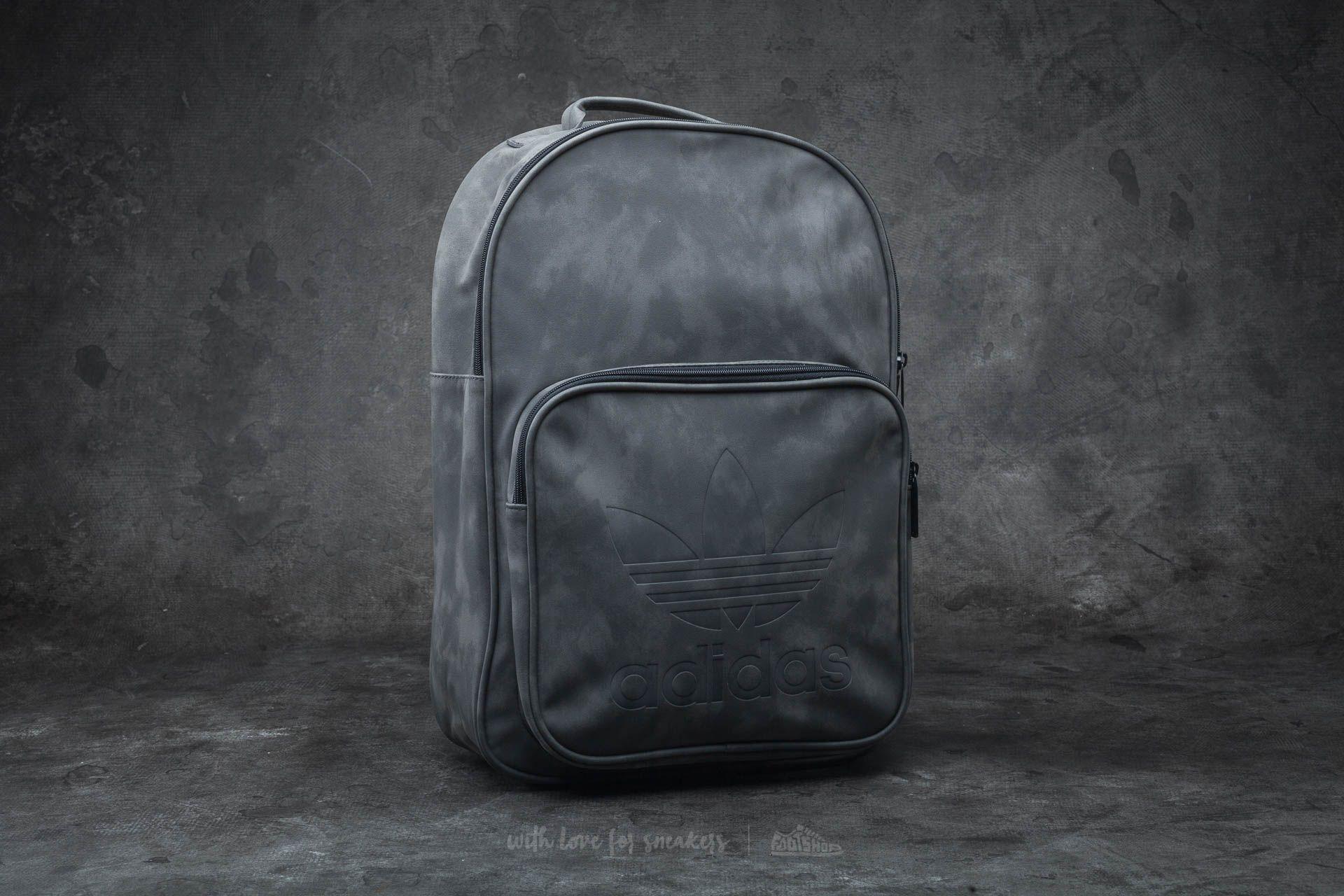 85e45b806088b adidas Classic Backpack Ash