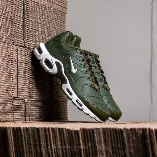 Nike Air Max Plus VT Legion Green White | Footshop