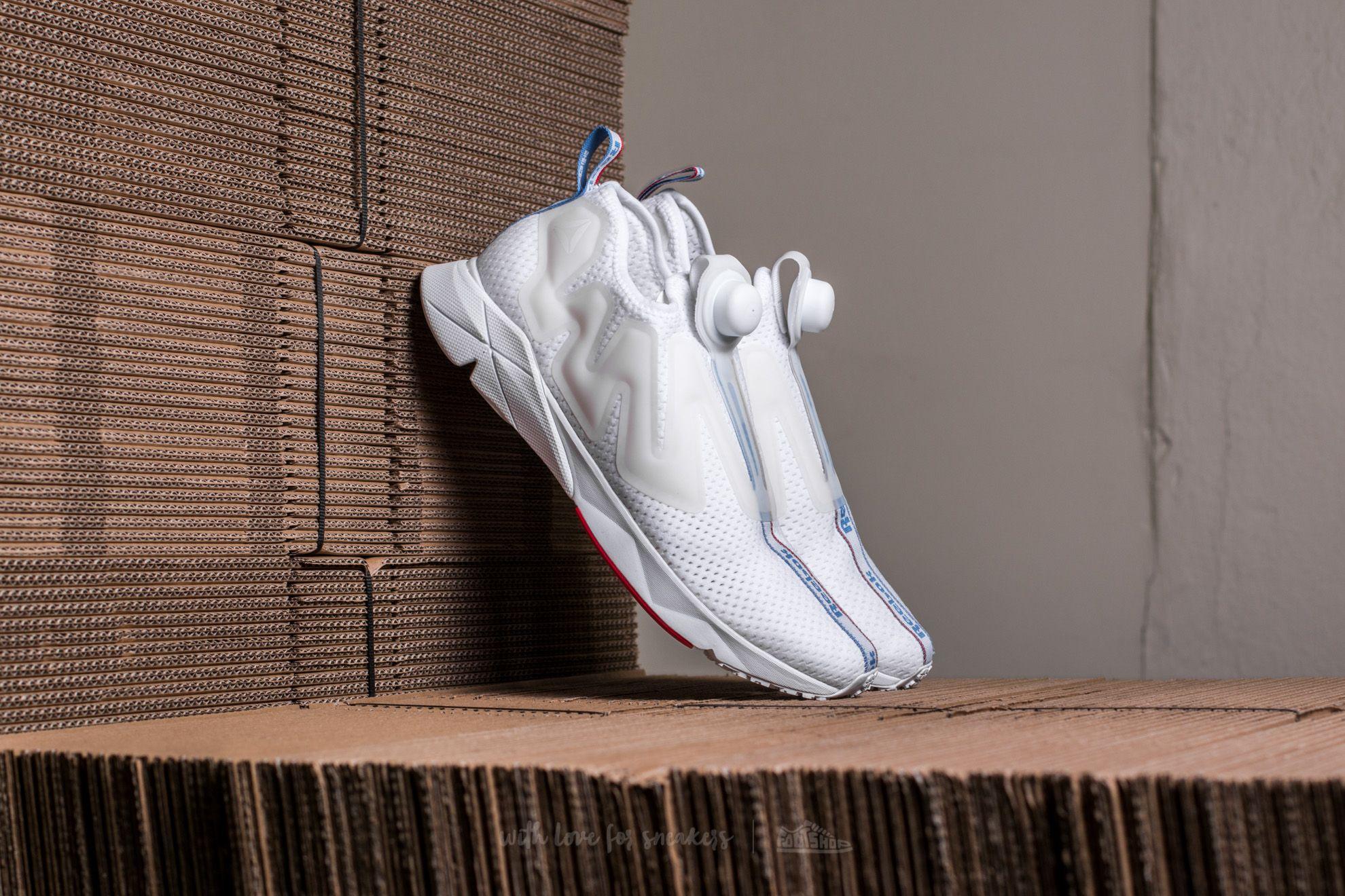 Shoes Reebok Pump Supreme Jacquard Tape