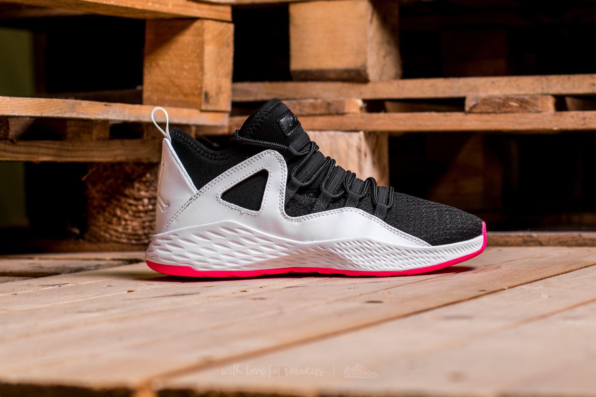 Jordan Formula 23 GG Black Hyper Pink White | Footshop