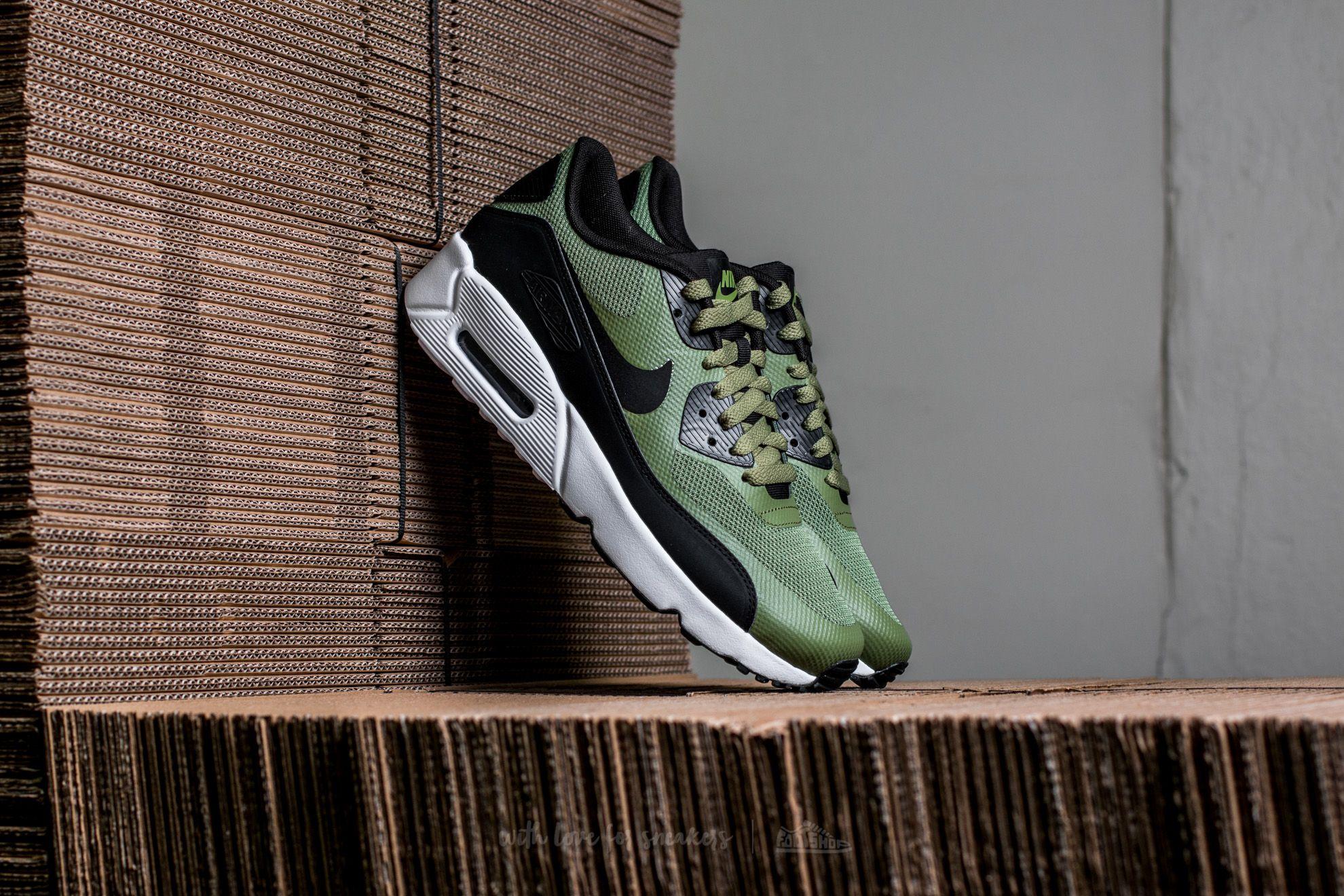 c652752242 Nike Air Max 90 Ultra 2.0 (GS) Palm Green/ Black-White | Footshop