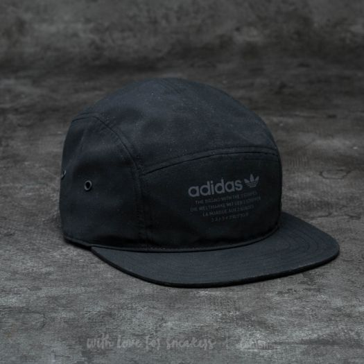 adidas NMD 5 Panel Cap Black  648aac233e8