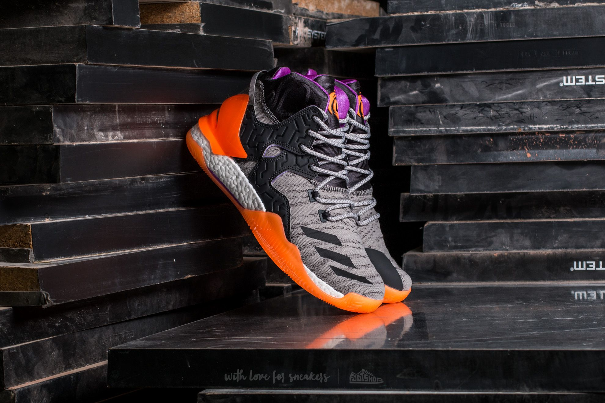 more photos 7083b 7b4c6 adidas D Rose 7 Primeknit