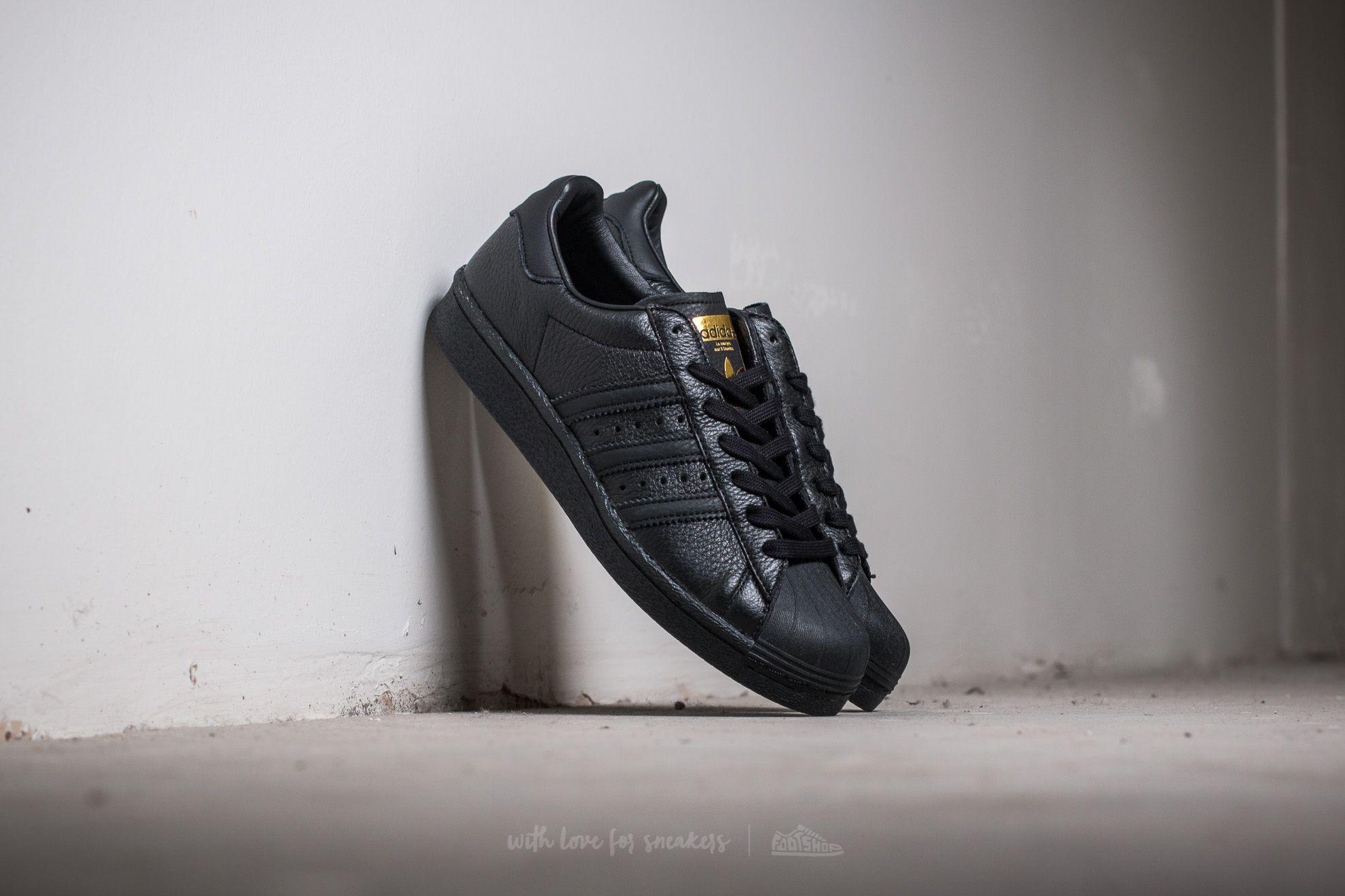 a8cbc680e04420 adidas Superstar Core Black  Core Black  Gold Metallic