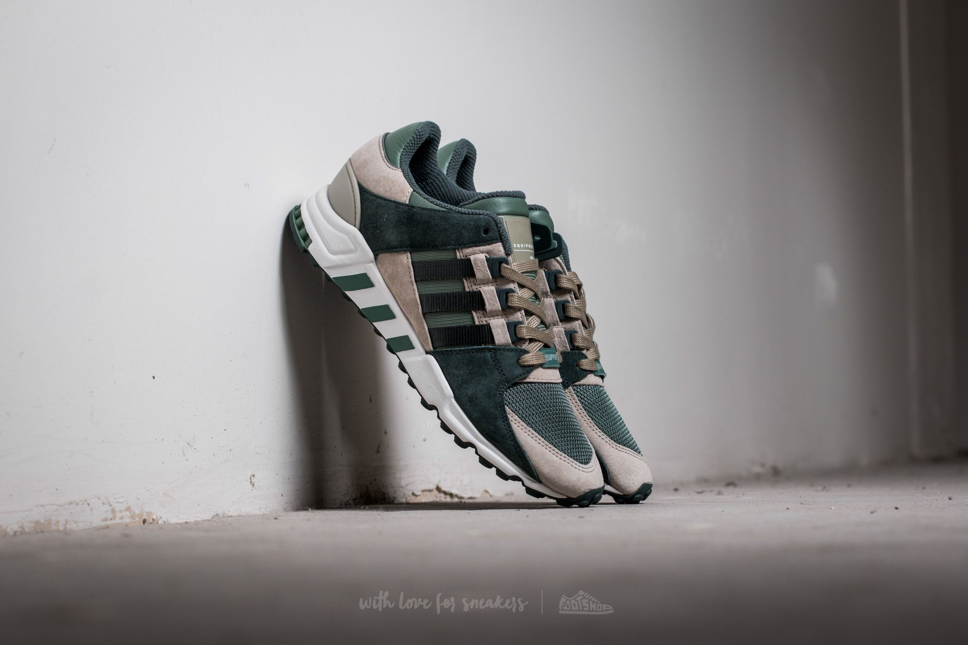 new arrival 6457b 957b6 adidas Equipment Support RF. Trace Green ...
