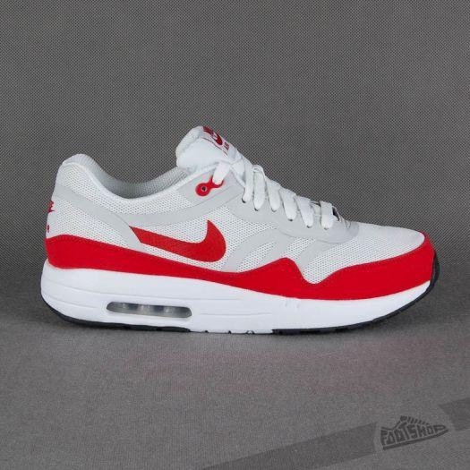 air max 1 red white og