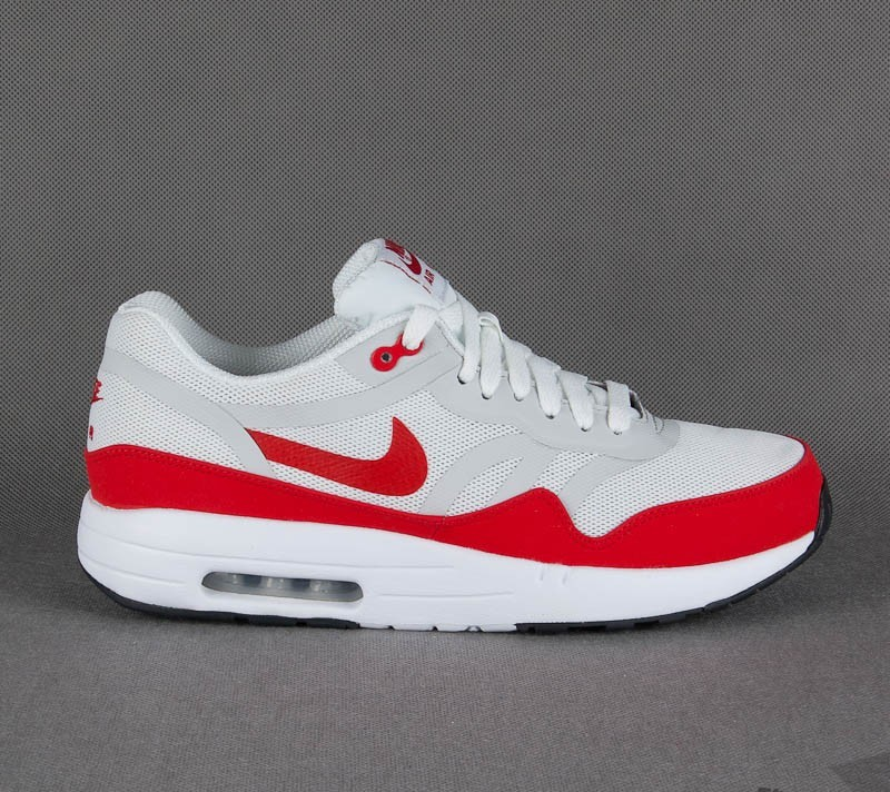 new style 08351 01eab Nike Air Max 1 Premium Tape OG QS WhiteChilling Red