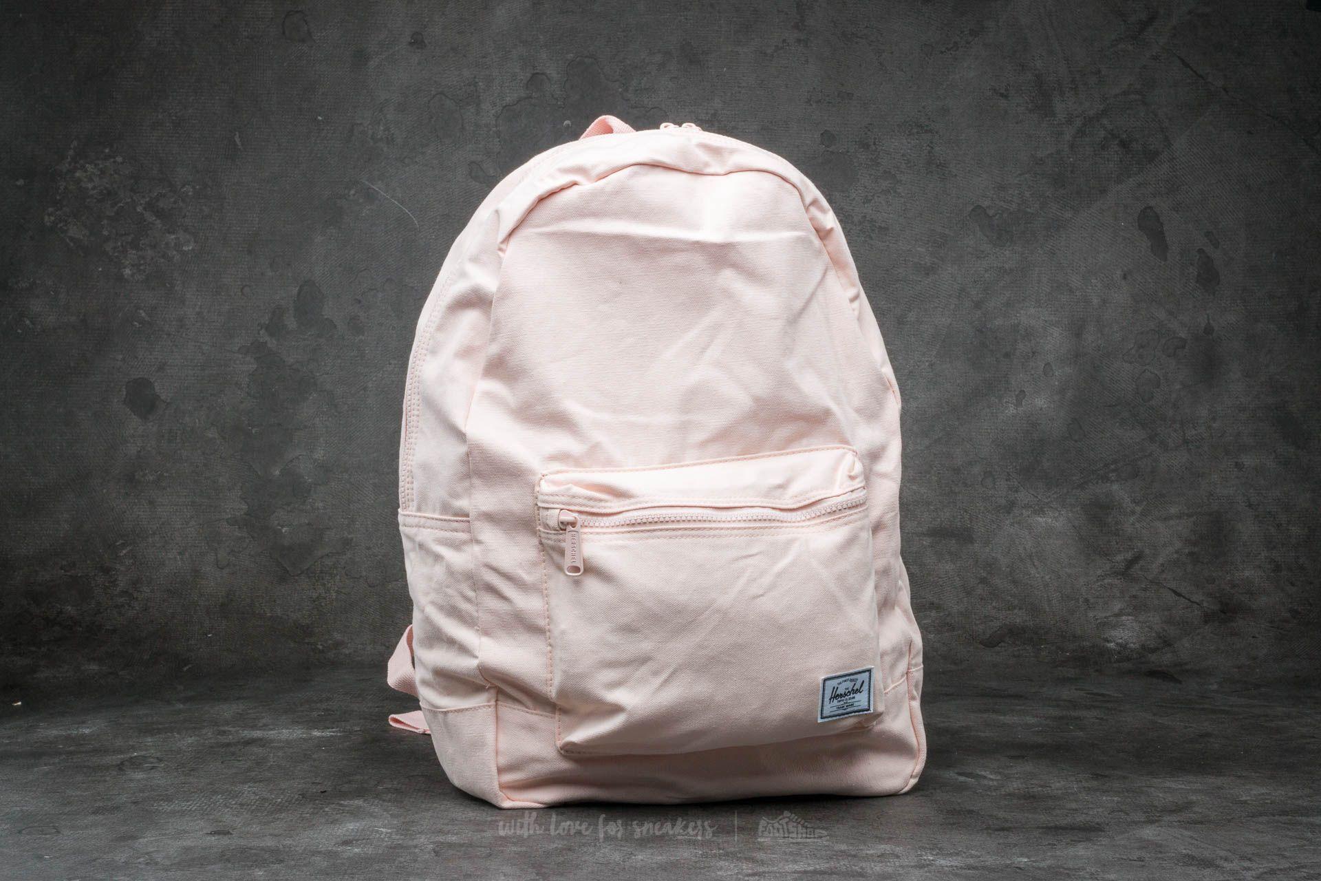 Herschel Supply Co. Packable Daypack Cloud Pink  588c7b3cffb8e