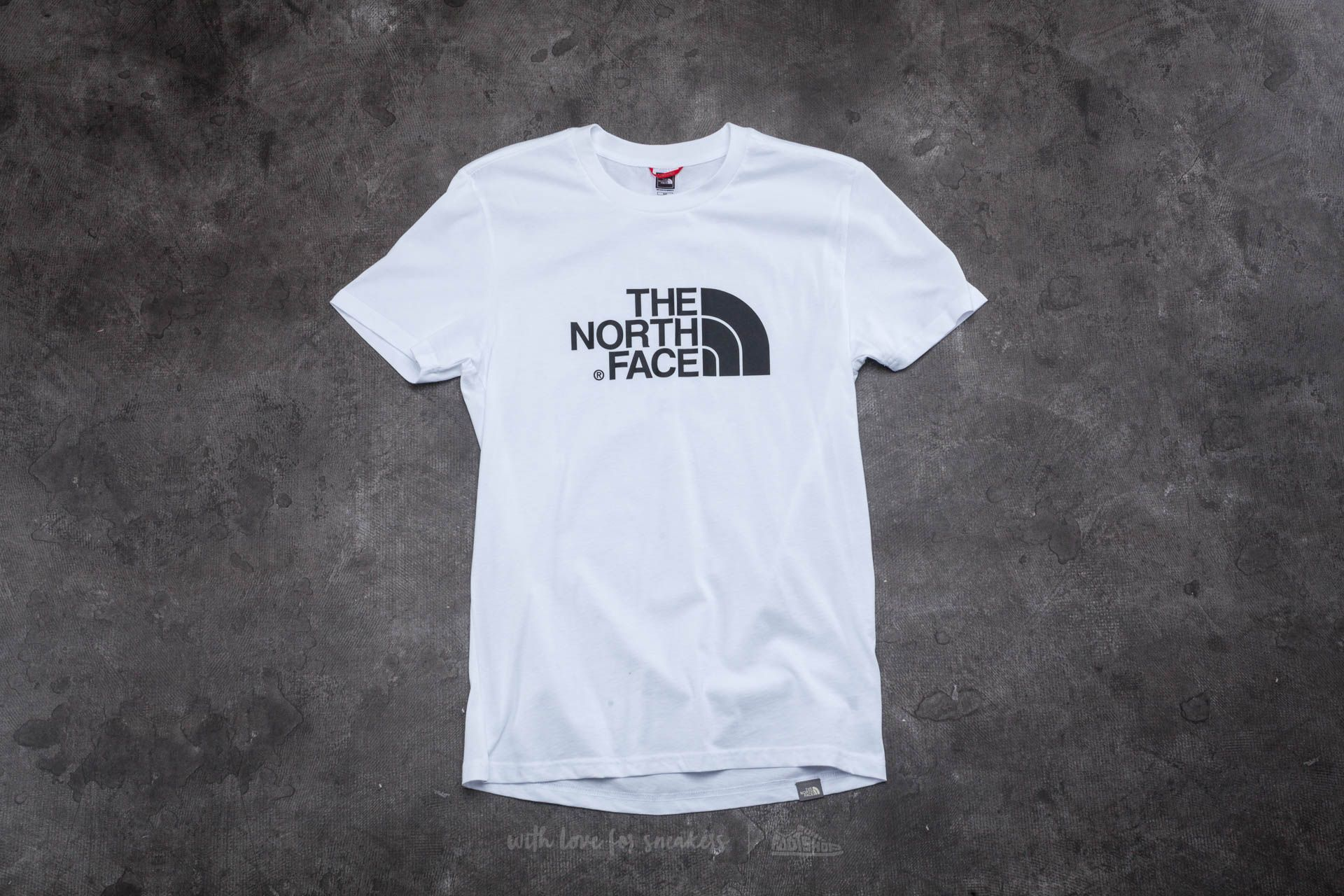 T-shirts The North Face Short Sleeve Easy Tee Tnf White