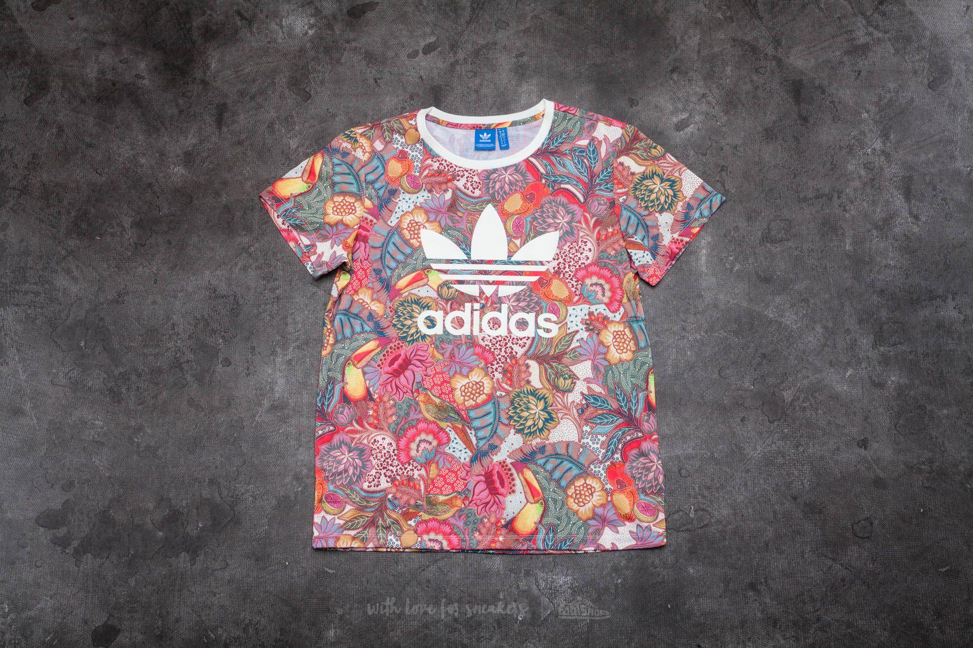 Adidas Tee Multicolor