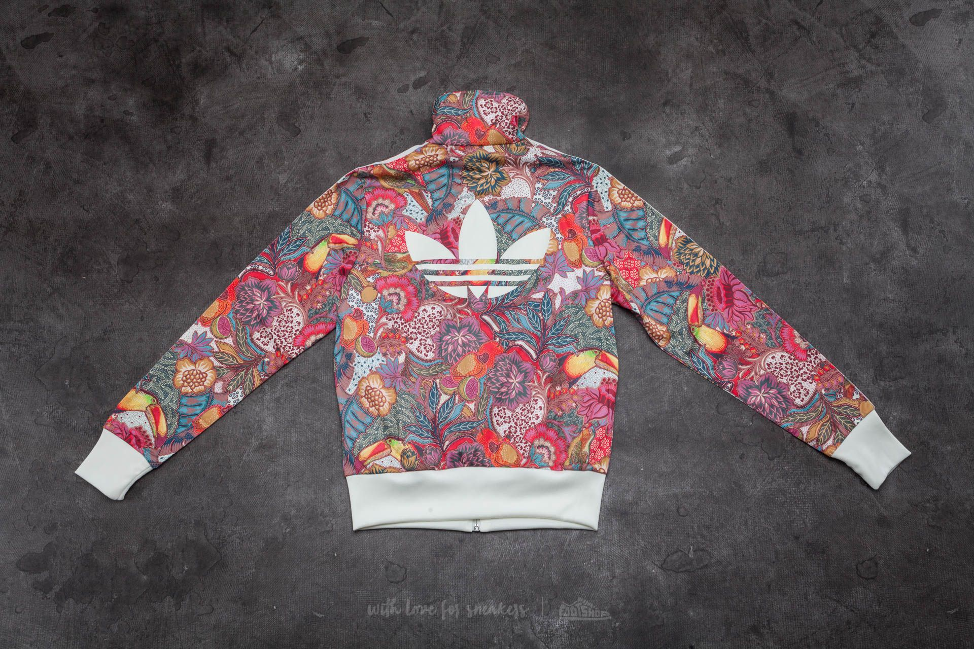 adidas originals fugiprabali firebird track jacket