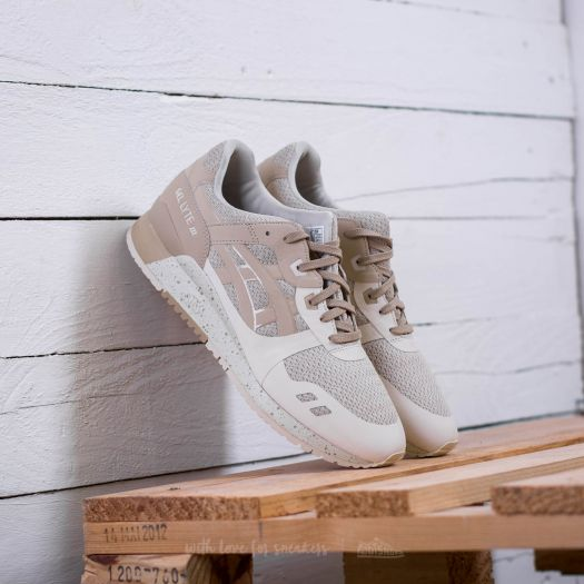 performance sportswear finest selection classic Asics Gel-Lyte III NS Birch/ Latte | Footshop
